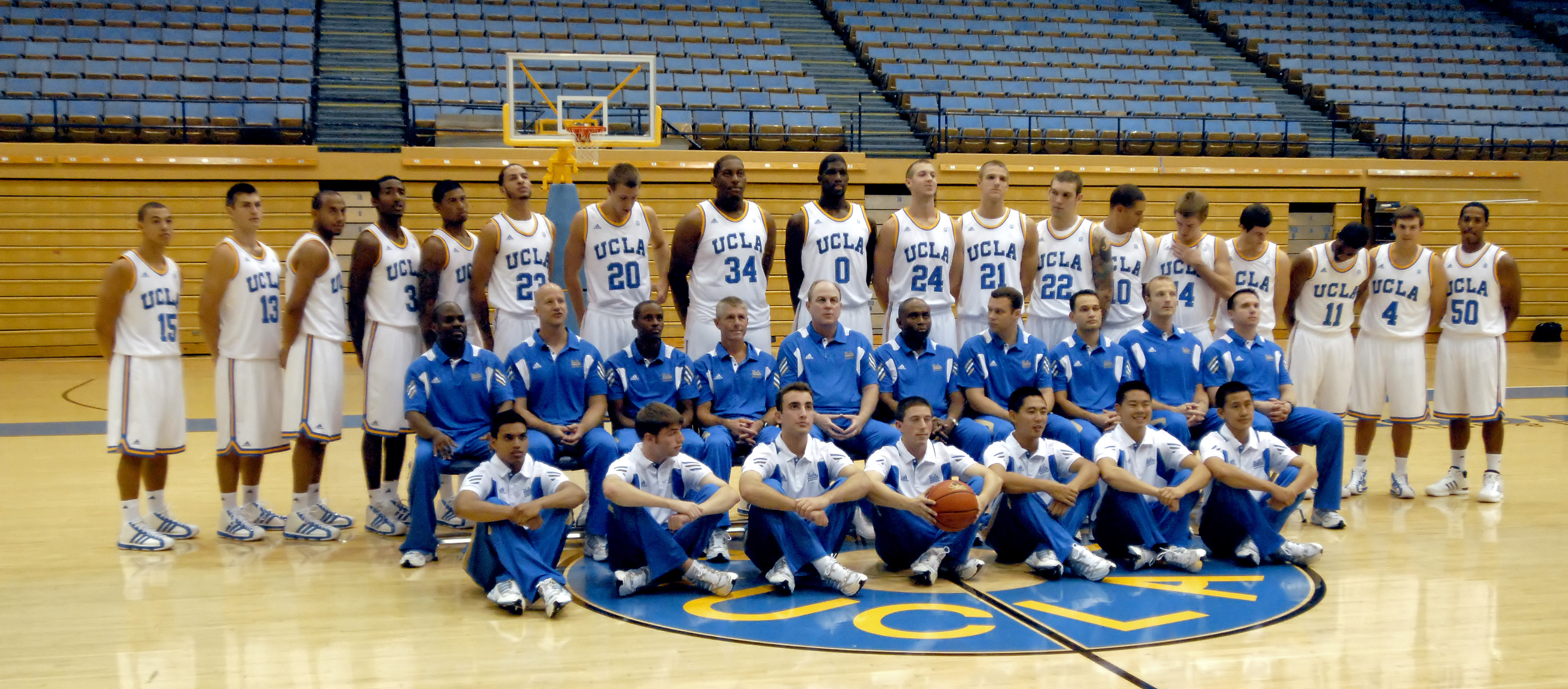 Res: 3797x1669, Bruins basketball focuses on a season for redemption | Daily Bruin