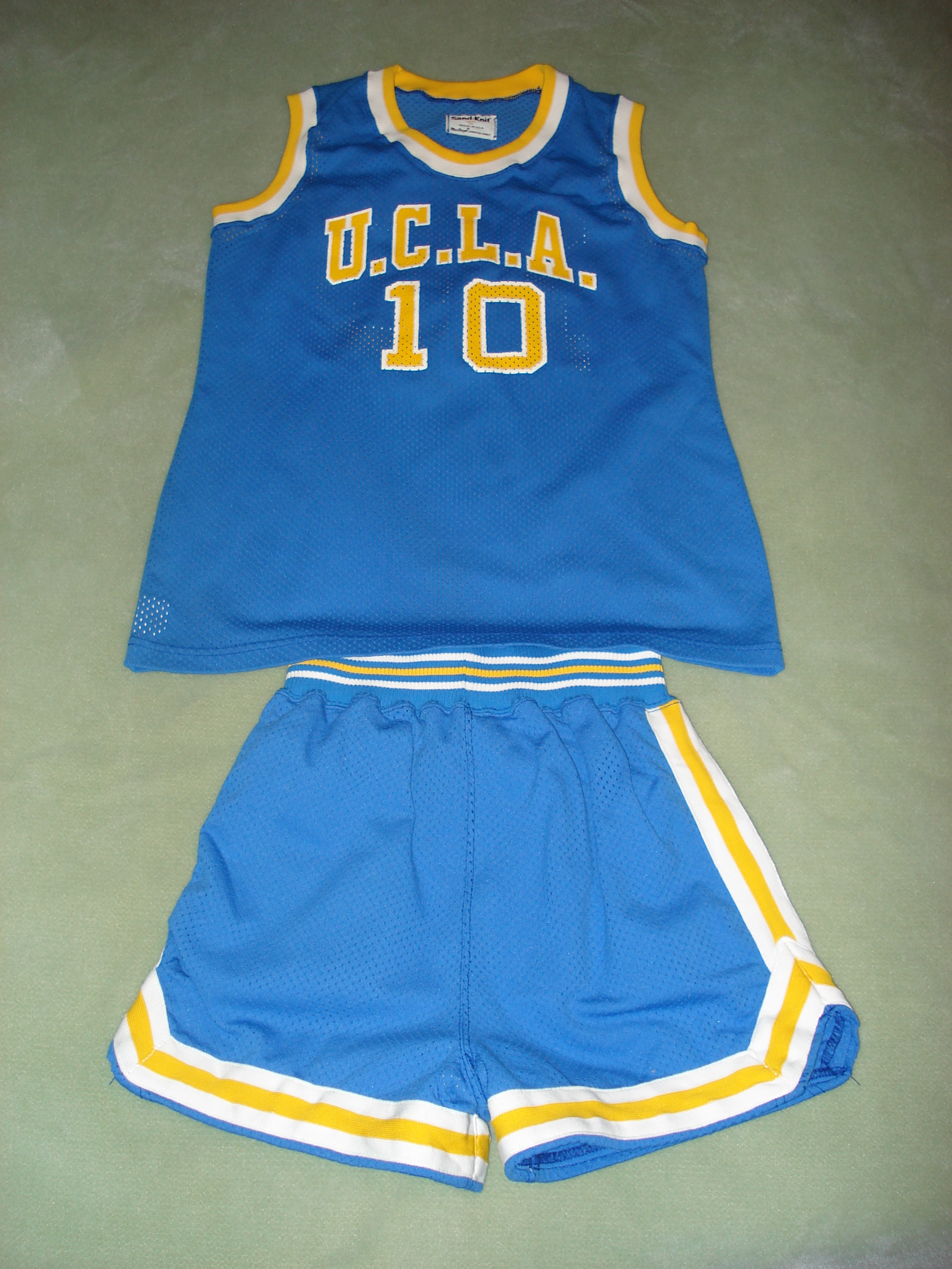 Res: 2112x2816, Vintage UCLA Bruins Women's Basketball Jersey & Uniform