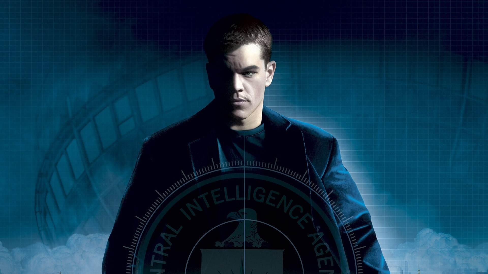 Res: 1920x1080,  Wallpaper the bourne supremacy, jason bourne, matt damon, sez cia