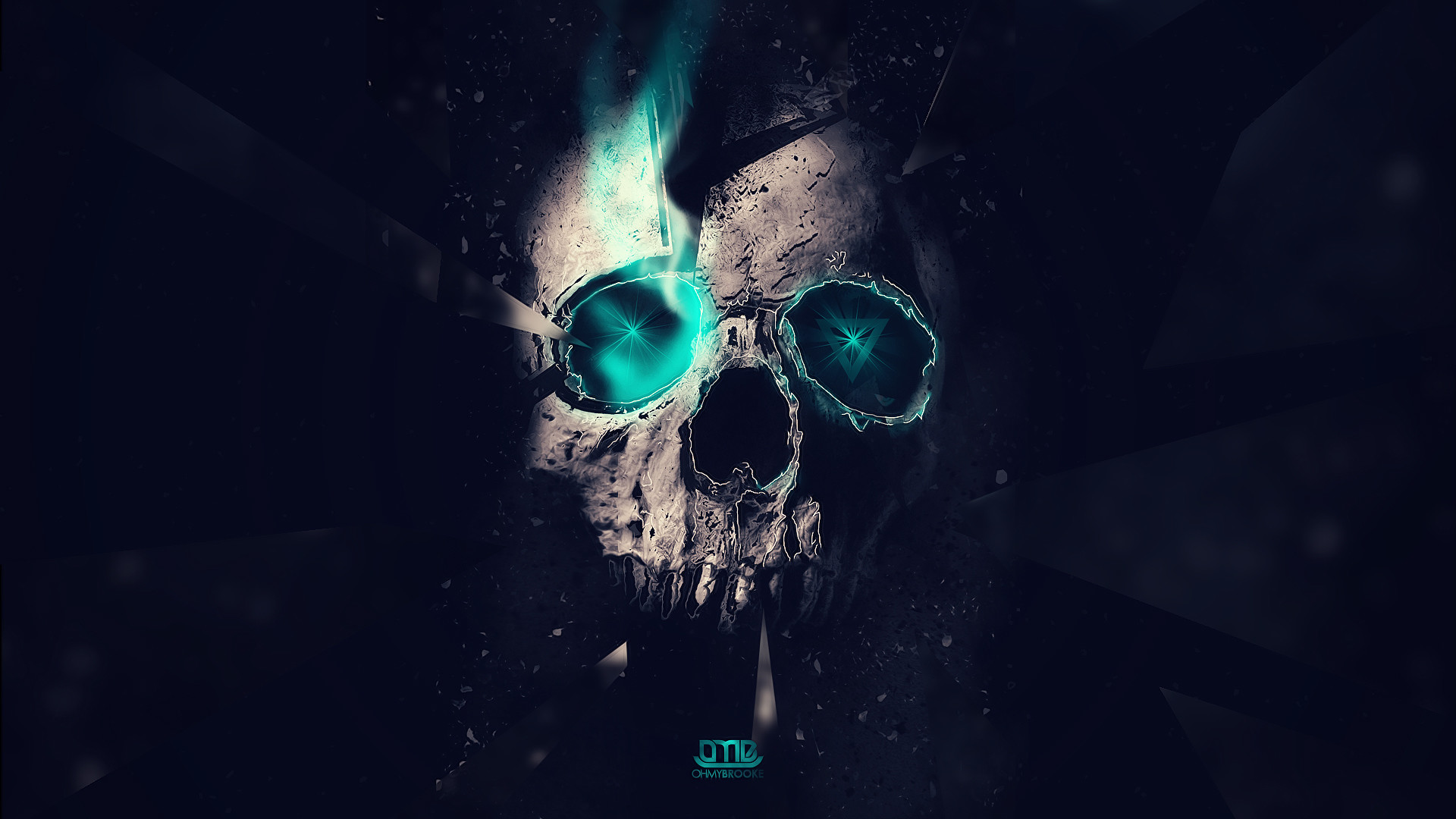 Res: 1920x1080, Skull Manipulation HD Wallpapers