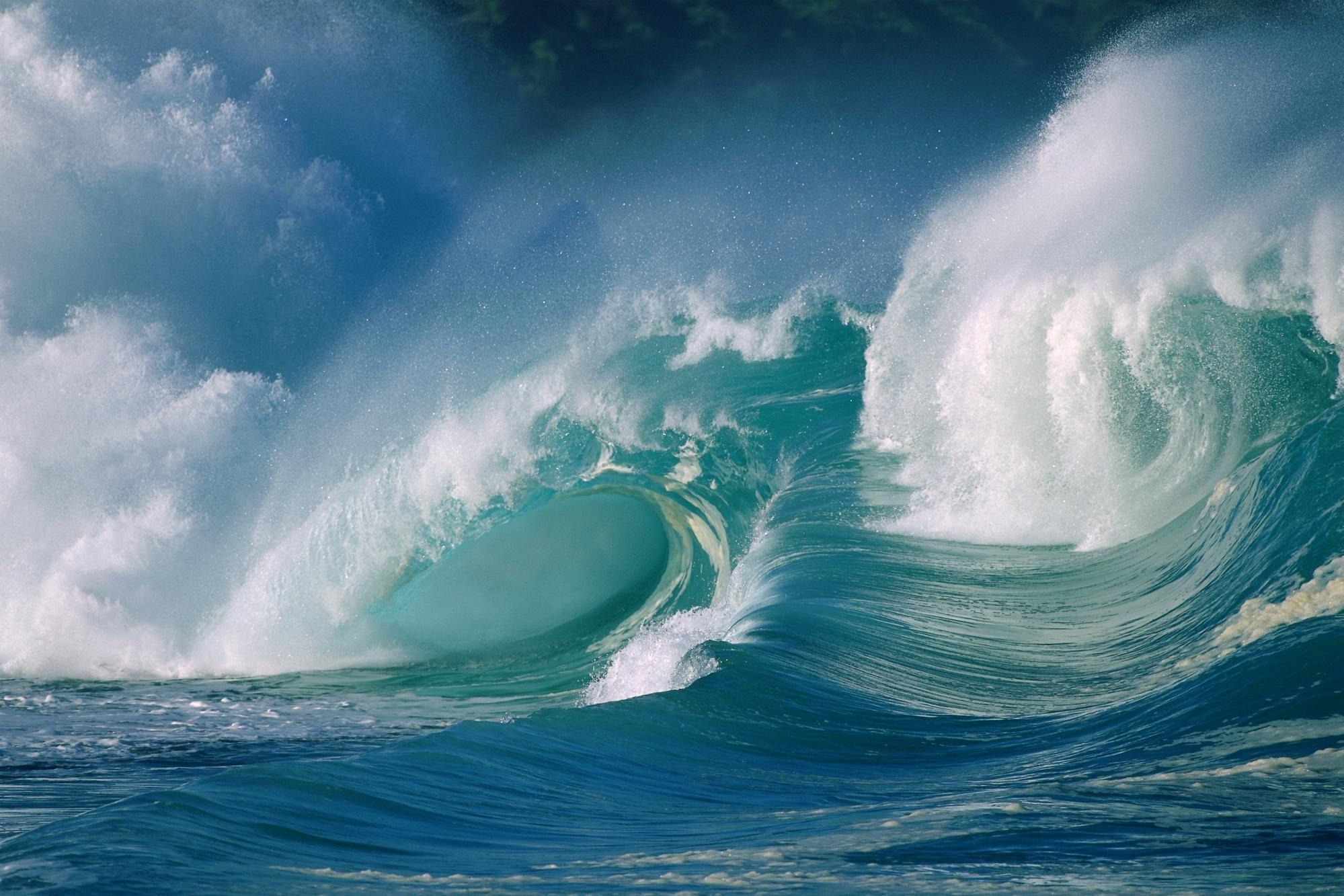 Res: 1999x1333, Ocean Wallpaper High Quality Resolution