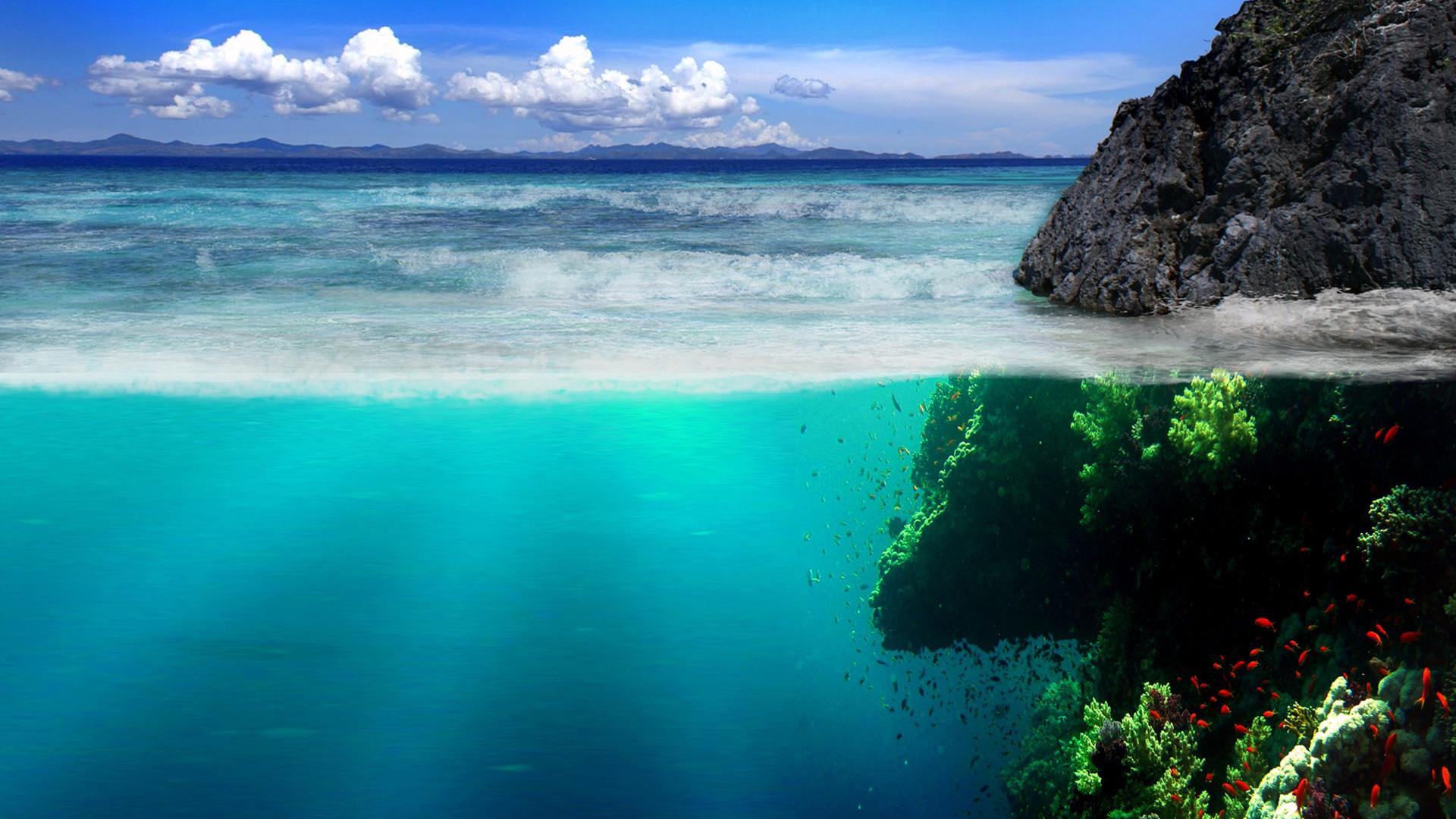 Res: 1920x1080, ... Hd Ocean Wallpapers 7 ...