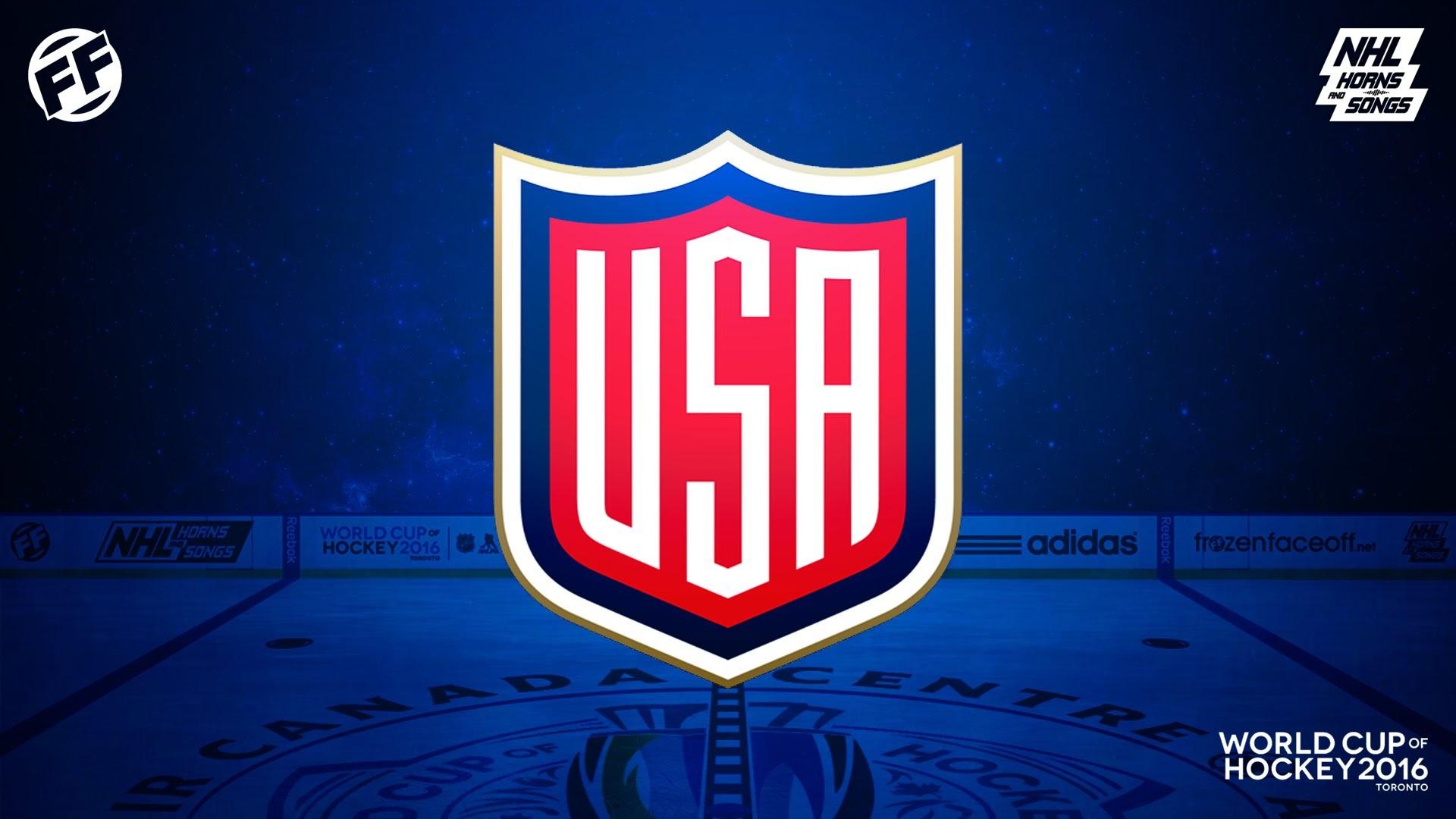 Res: 1920x1080, Team USA 2016 Goal Horn (World Cup of Hockey)