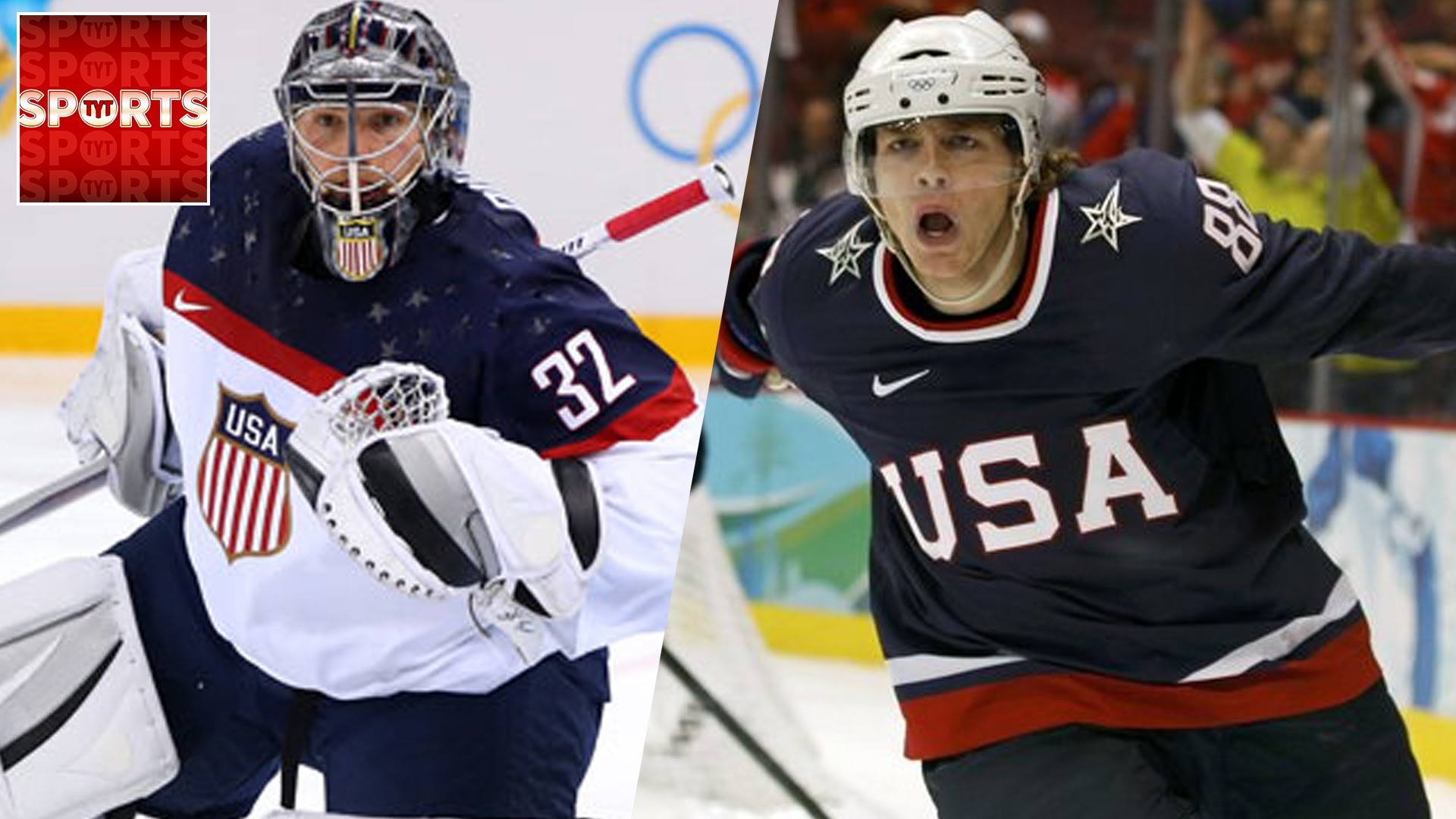 Res: 1920x1080, Who Should Make The FINAL TEAM USA HOCKEY Roster? First 16 Announced