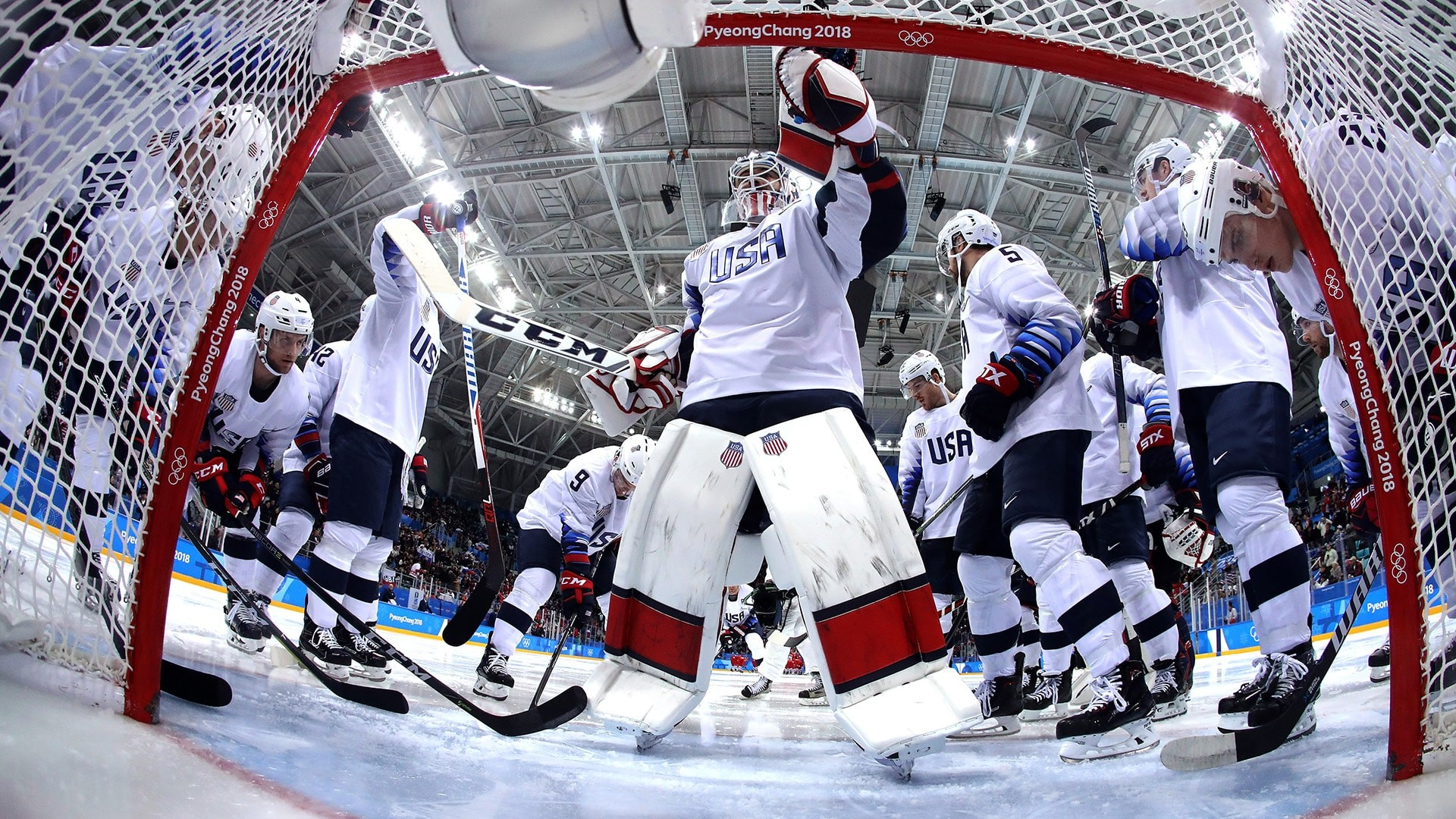 Res: 1920x1080, What to watch tonight in PyeongChang: Ice dance medal time, must-win for USA  men's hockey   NBC Olympics