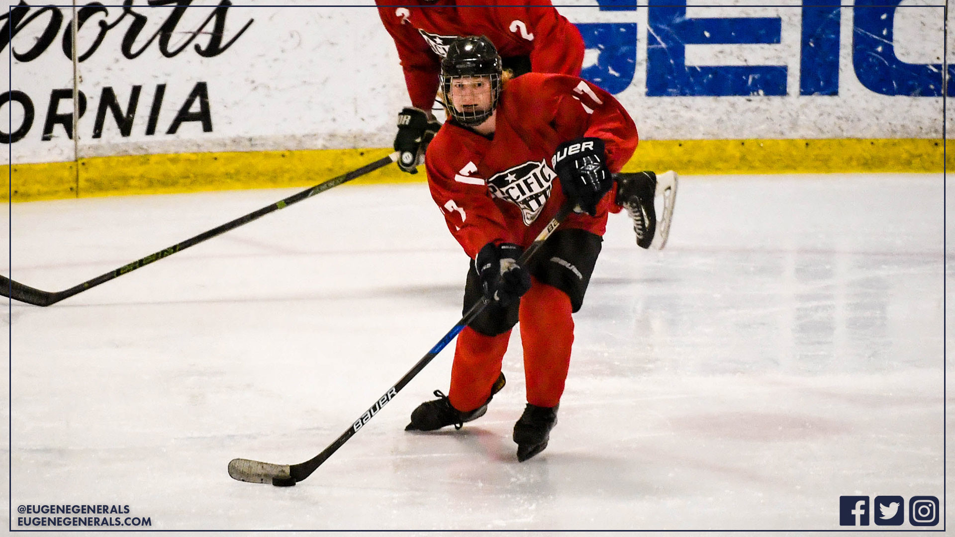 Res: 1920x1080, Minchin (above) participates at the 2017 USA Hockey Pacific District Player  Development Camp in San Jose, California.