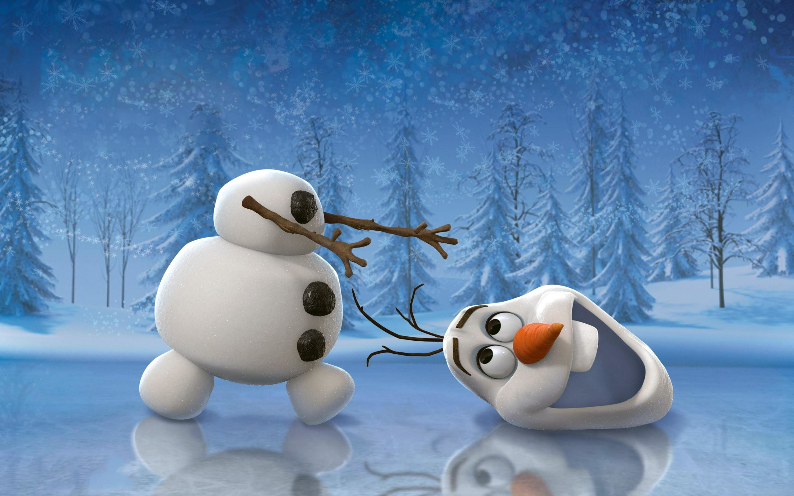 Res: 2560x1600, Olaf for iphone wallpapers mobile.