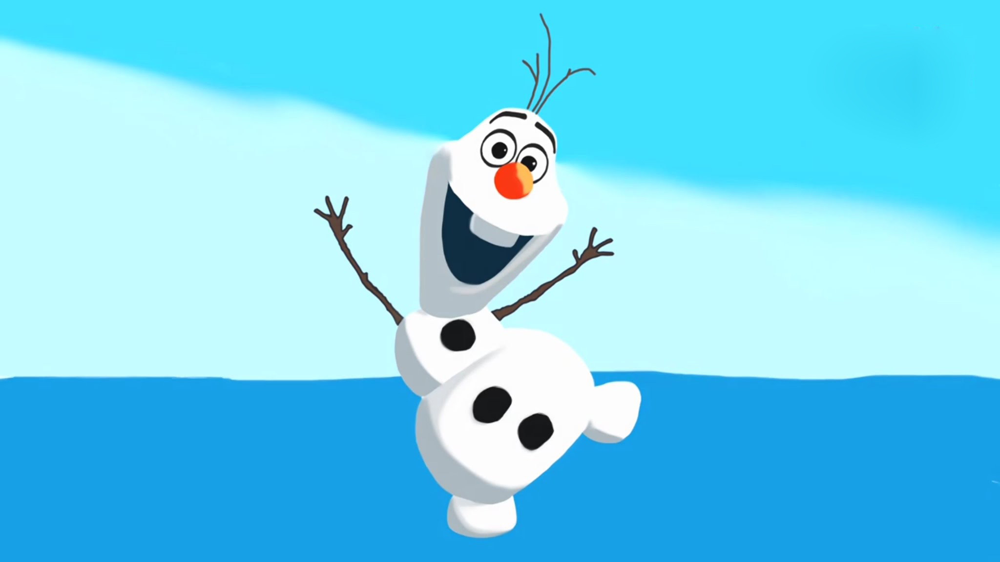 Res: 2048x1152, Screen olaf for iphone wallpaper wide cute.