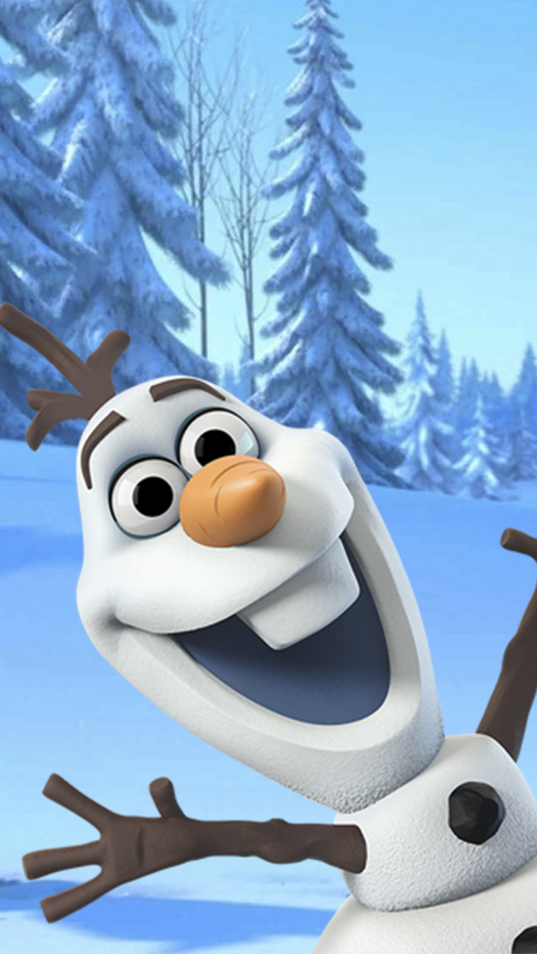 Res: 1080x1920, Olaf Wallpapers - Wallpaper Cave