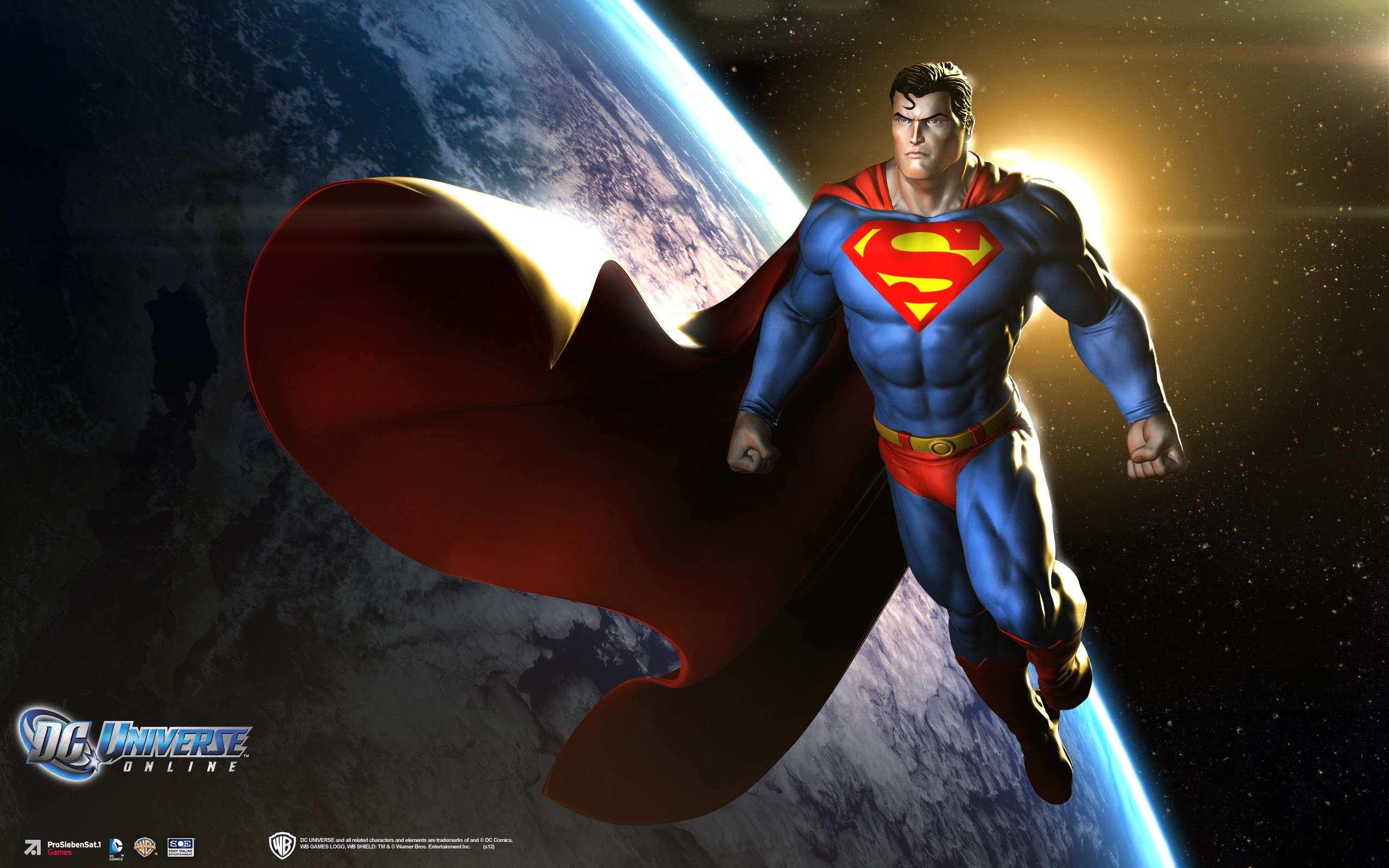 Res: 2560x1600, Images For > Superman Pictures Hd