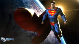 3D Superman wallpapers
