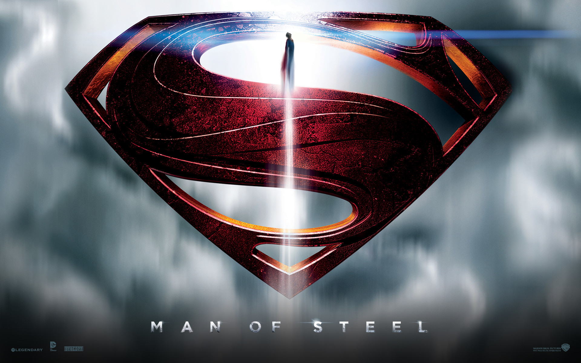 Res: 1920x1200, Man Of Steel HD Wallpapers and Backgrounds - HD Wallpapers