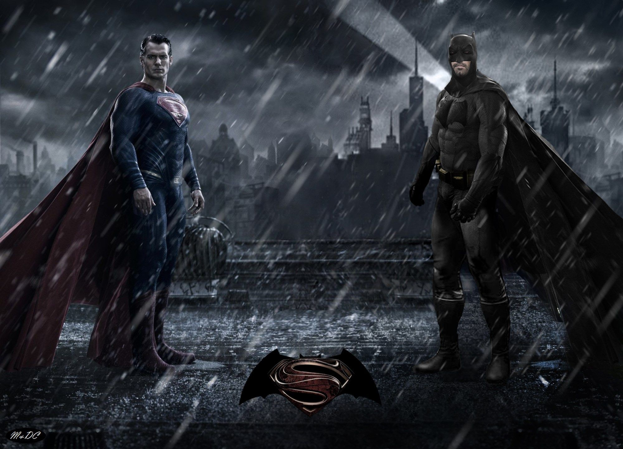Res: 2000x1442, batman vs superman 3d movies wallpaper hd