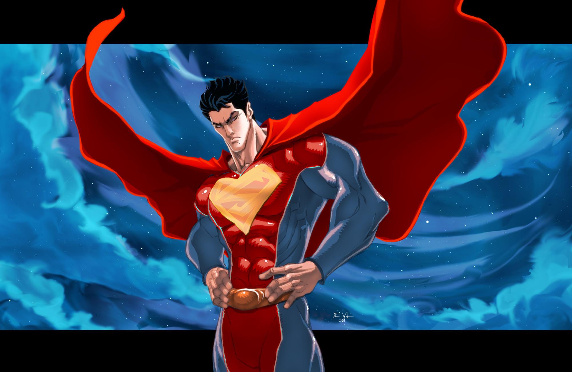 Res: 2000x1300, Comics - Superman Wallpaper