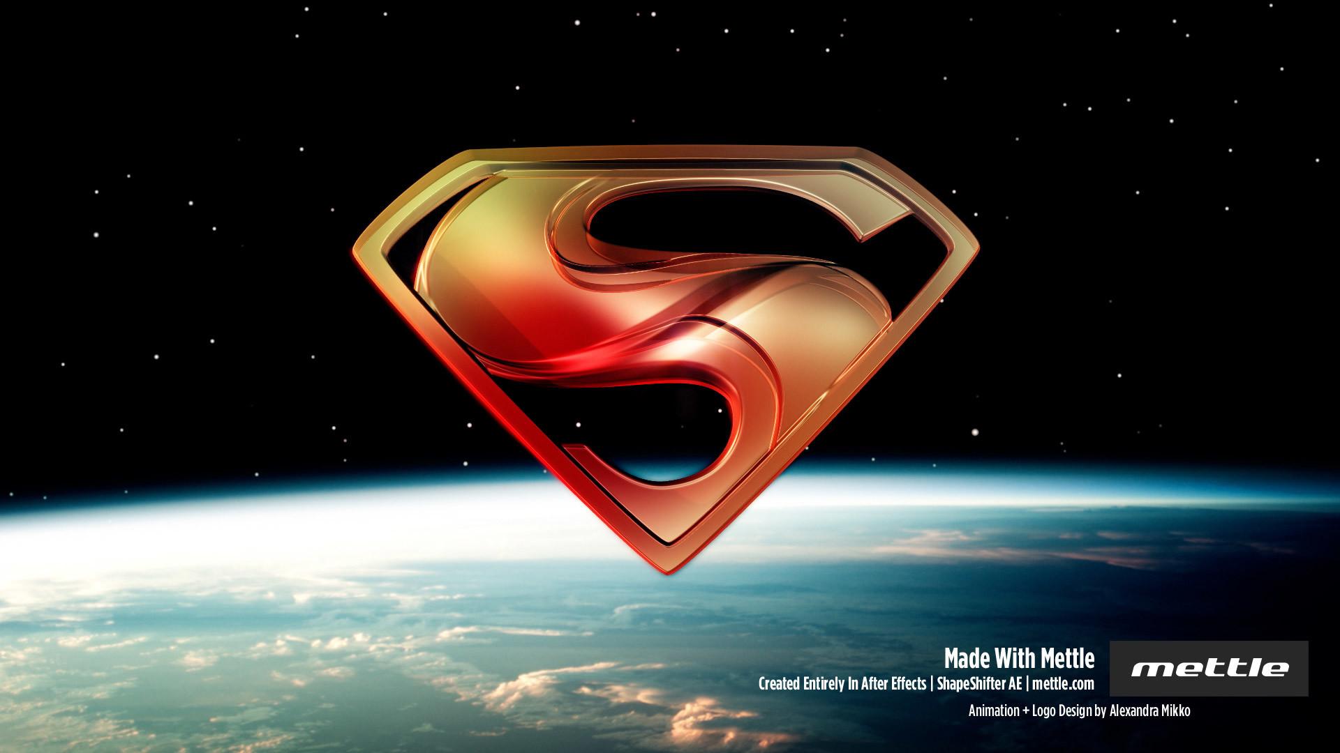 Res: 1920x1080, Alexa Mikka Superman. Download Wallpaper