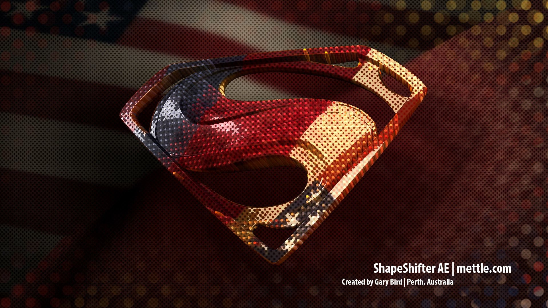 3D Superman Wallpapers HD Wallpaper Collections