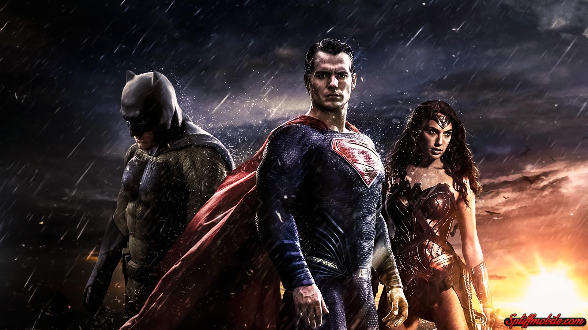 Res: 1920x1080, HD Batman vs Superman Wallpaper