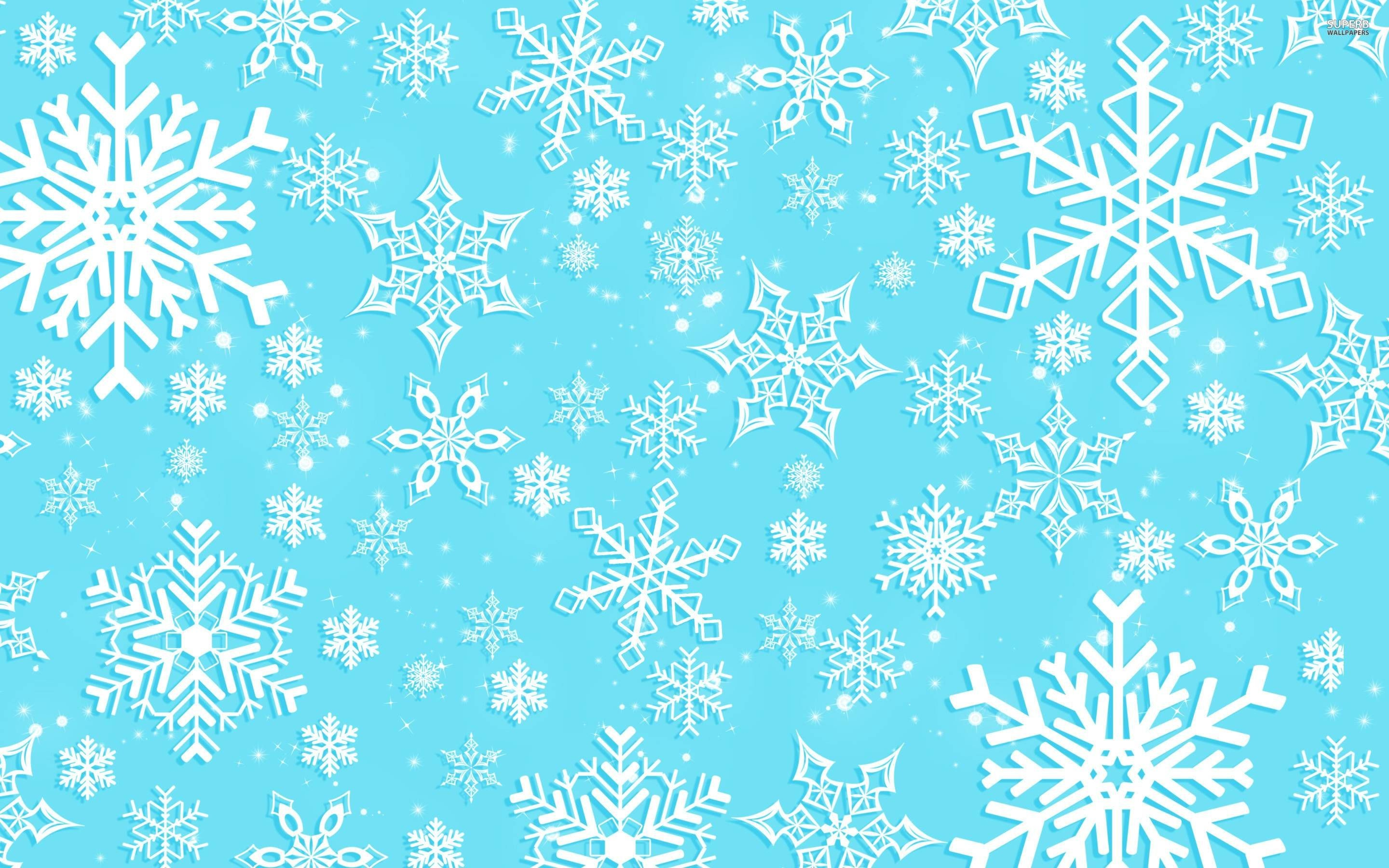 Res: 2880x1800, Discover ideas about Snowflake Wallpaper