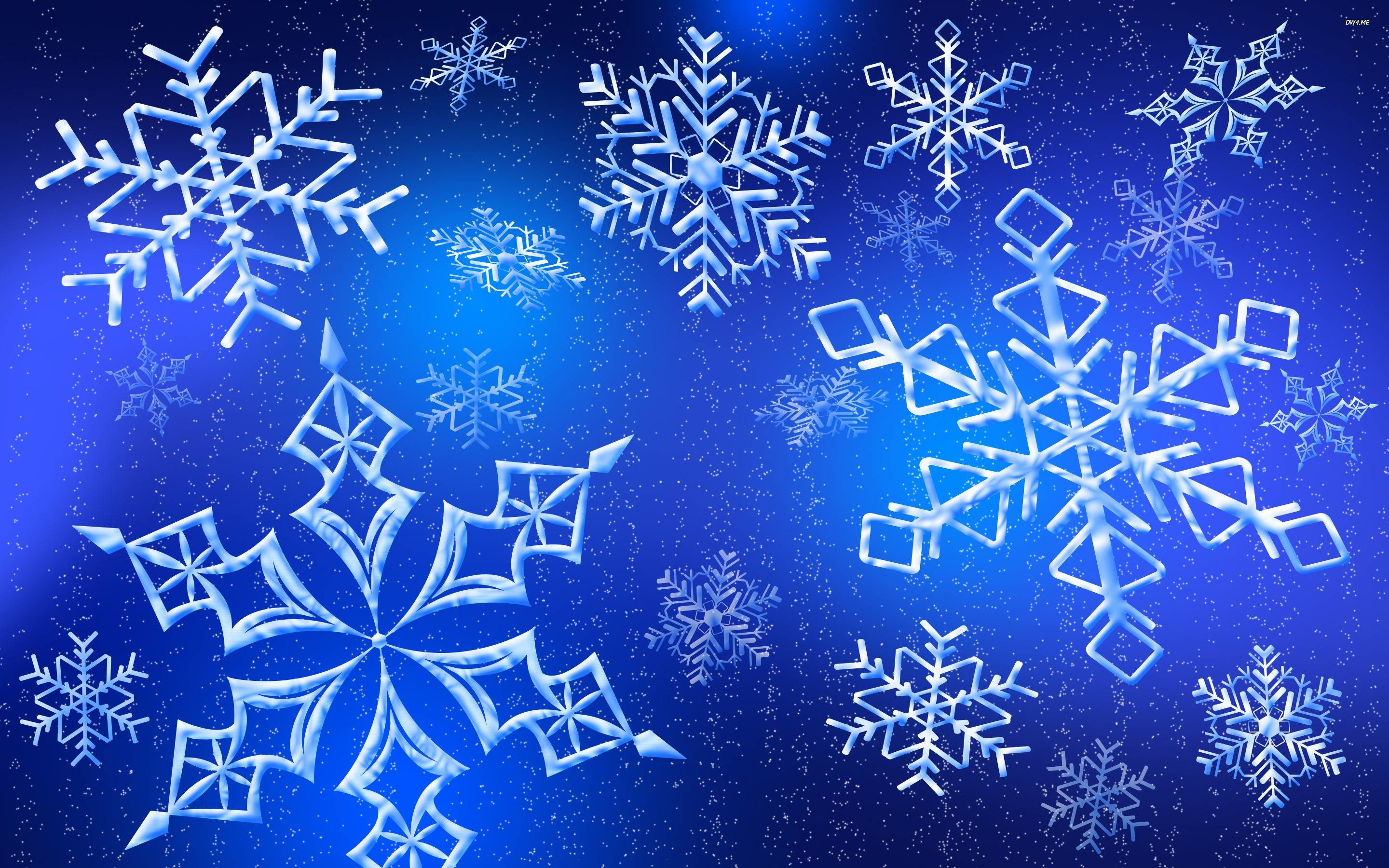 Res: 2880x1800, Snowflakes Wallpapers - Full HD wallpaper search