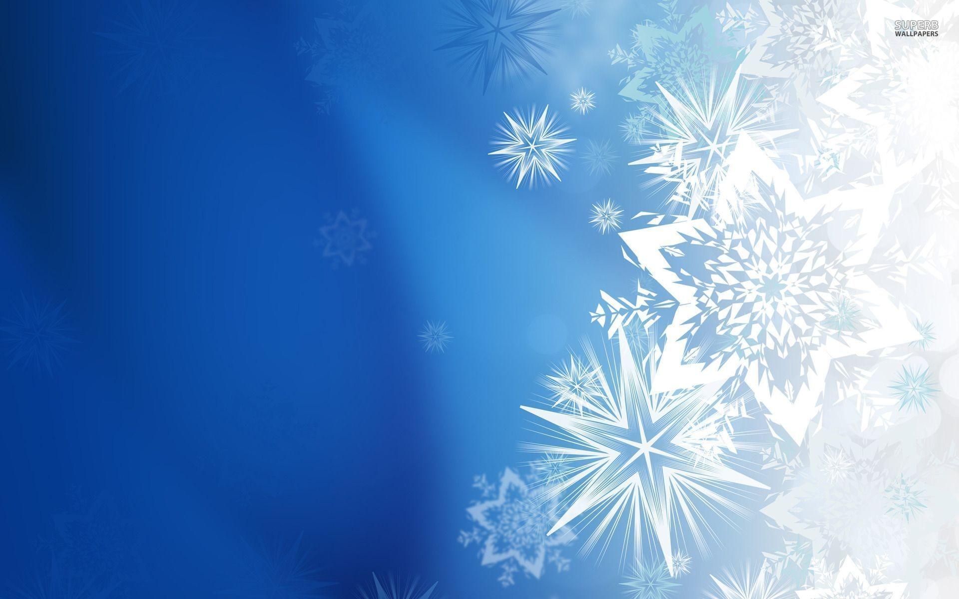Res: 1920x1200, Snowflakes & Stars wallpaper - Abstract wallpapers - #16989