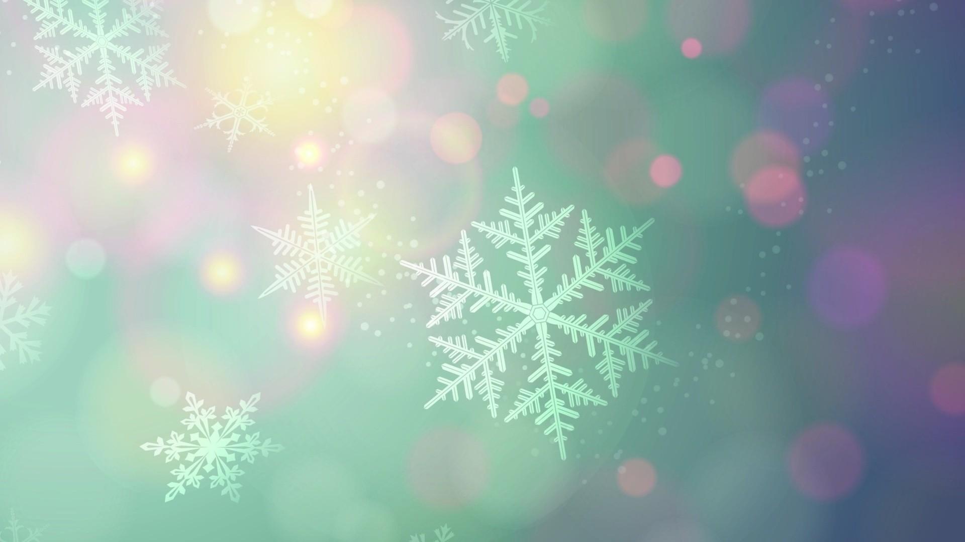 Res: 1920x1080, Snowflakes HD Wallpaper  Snowflakes ...