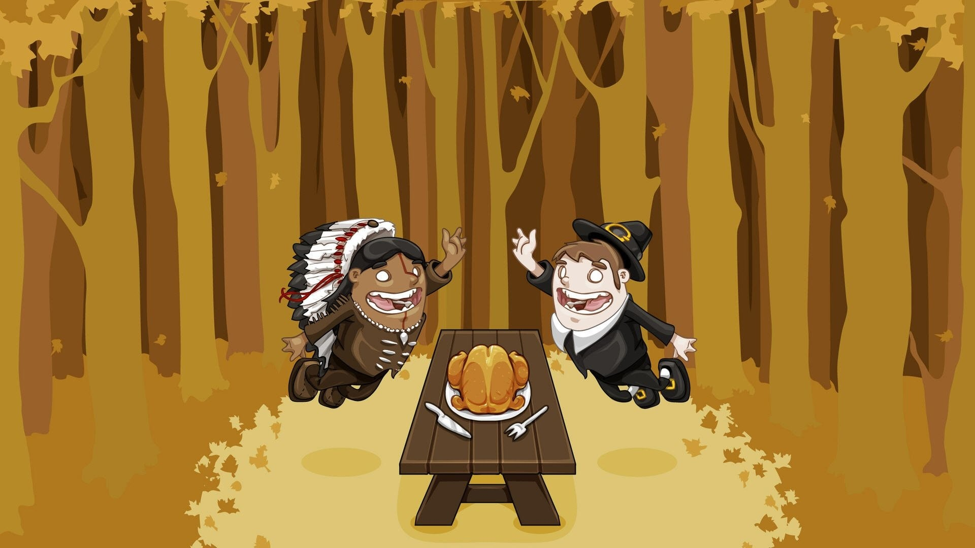 Res: 1920x1080, funny thanksgiving