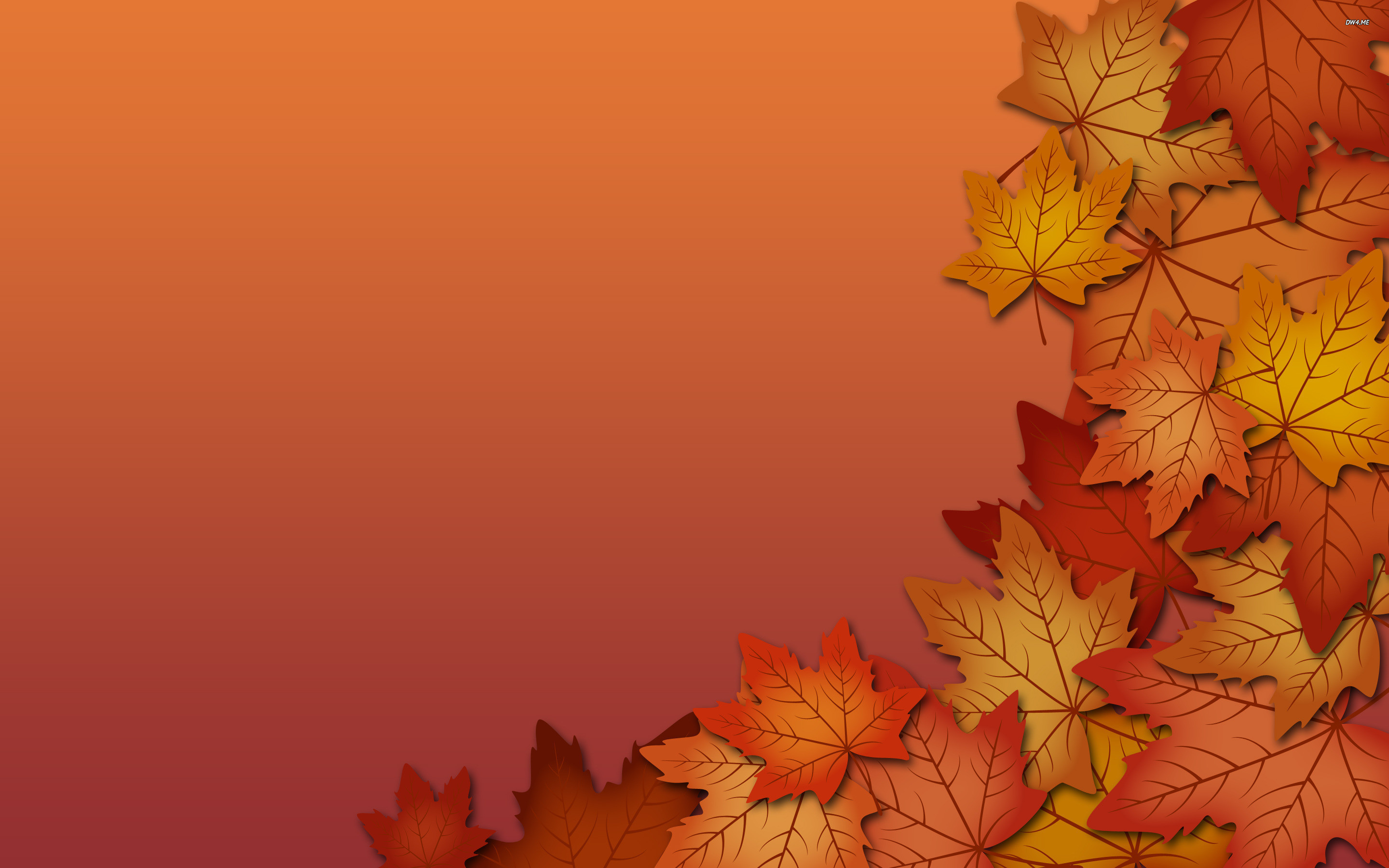 Res: 2880x1800, Fall Leaves Wallpapers High Resolution