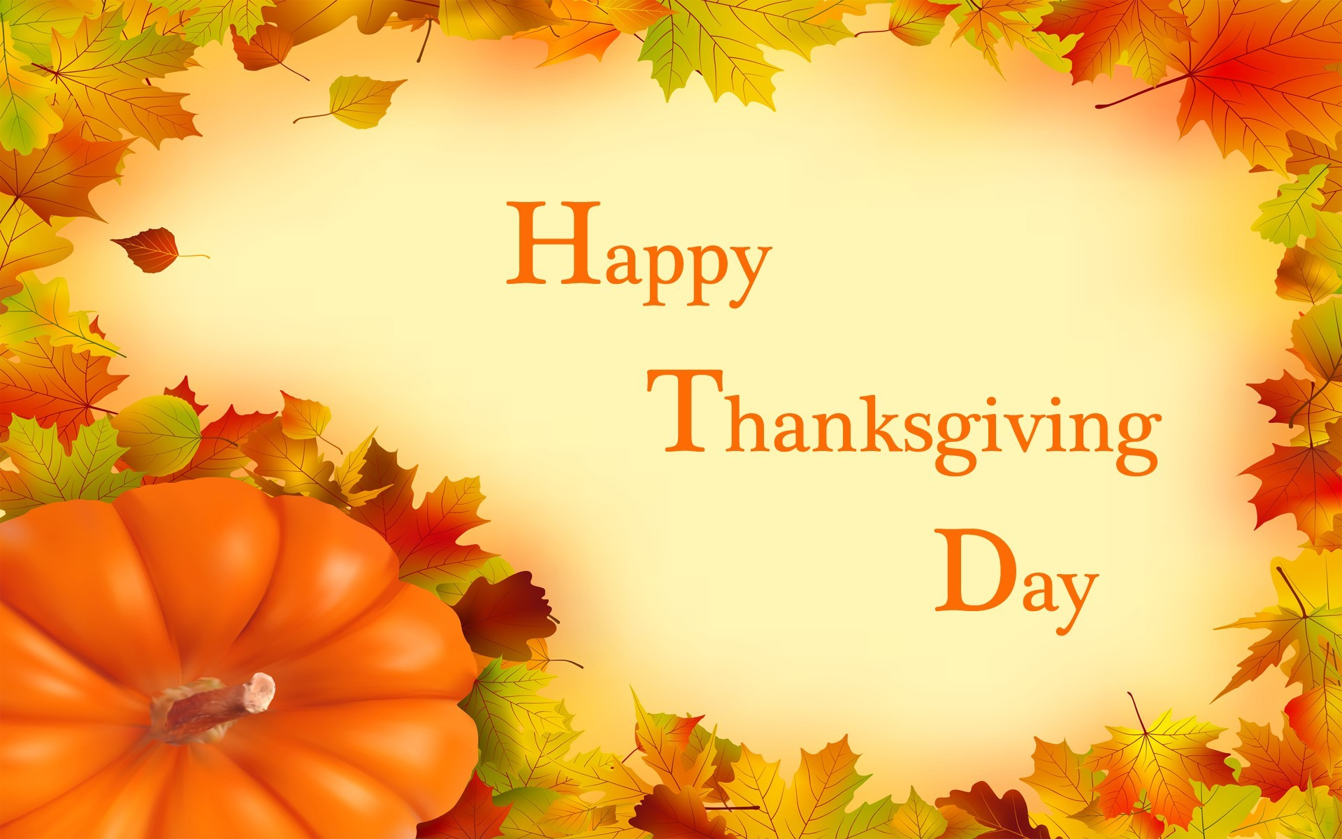 Res: 1920x1200, Happy Thanksgiving Wallpaper