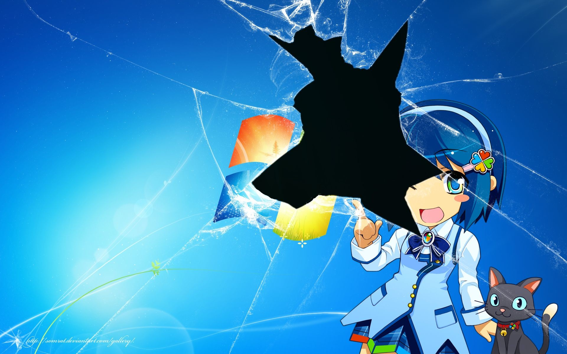 Res: 1920x1200, Windows-7-Anime-Wallpaper-Galerie-(39-Plus)-PIC-WPW4010858
