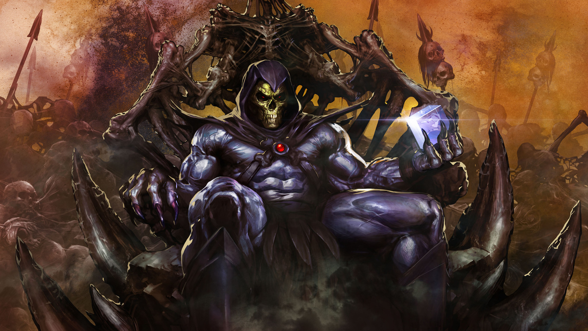 Res: 1920x1080, 28 He-Man And The Masters Of The Universe HD Wallpapers | Hintergründe -  Wallpaper Abyss