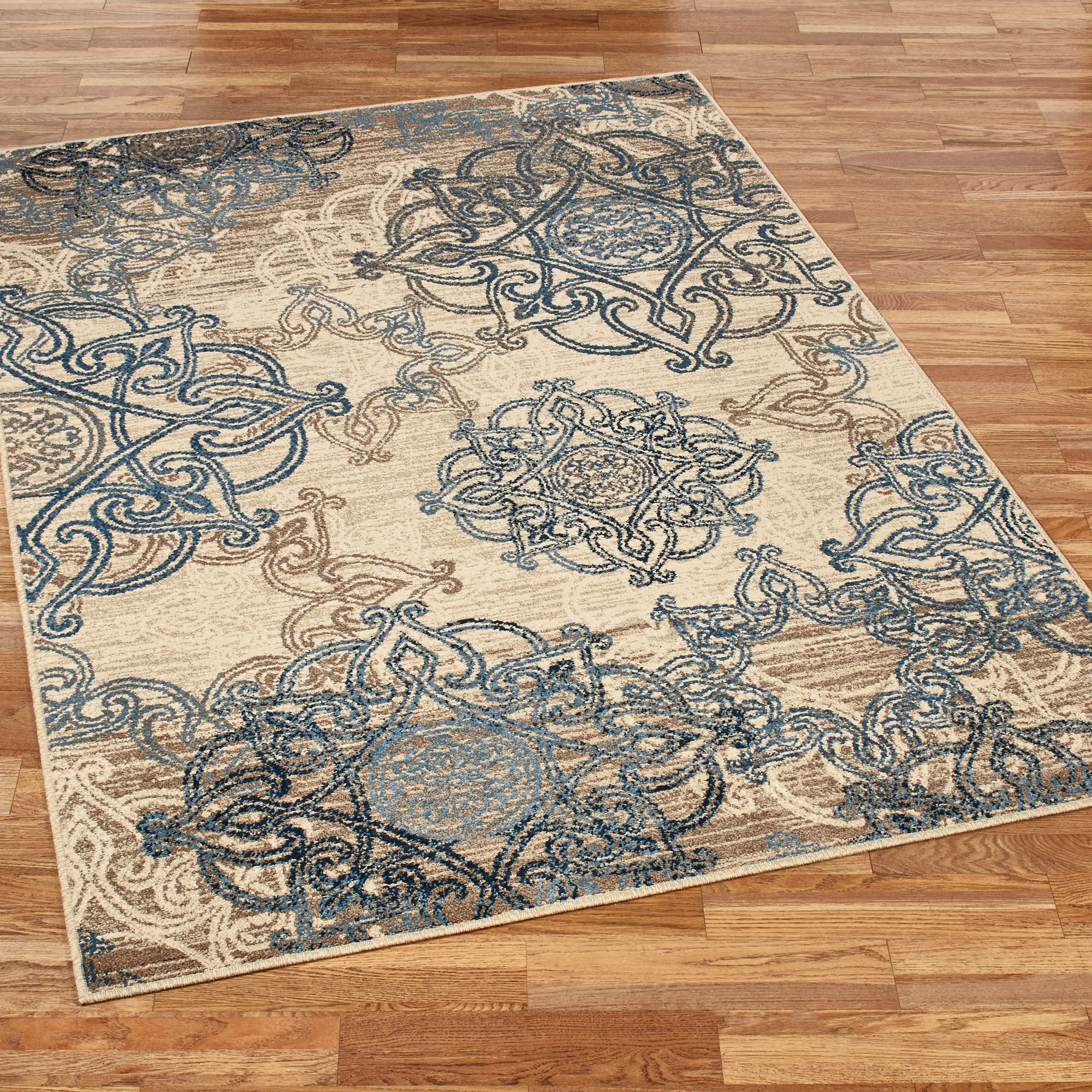 Res: 2000x2000, Celtic Knot Rectangle Rug Vanilla