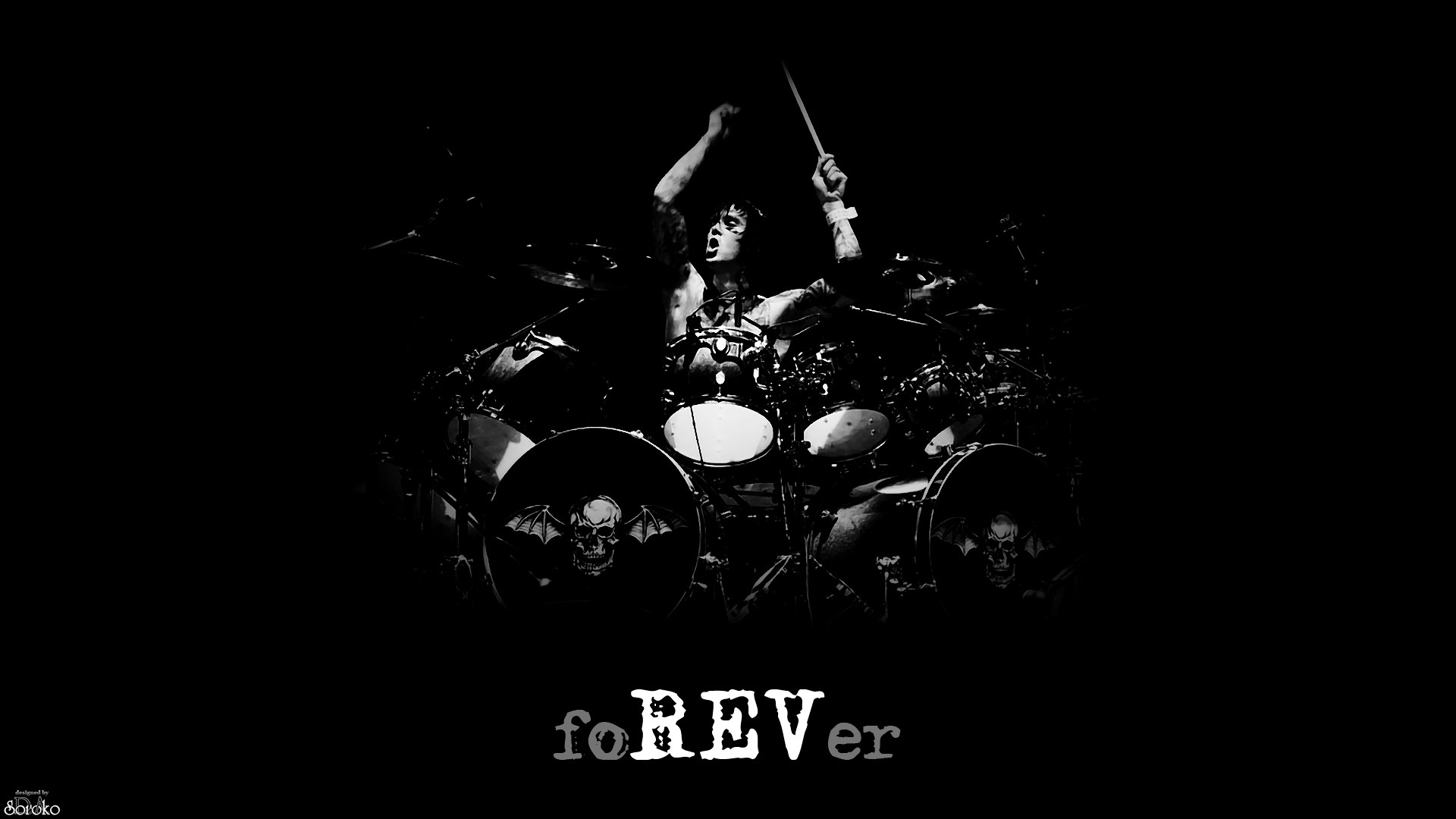 Res: 1920x1080, Drum Rev Wallpaper Wallpaper