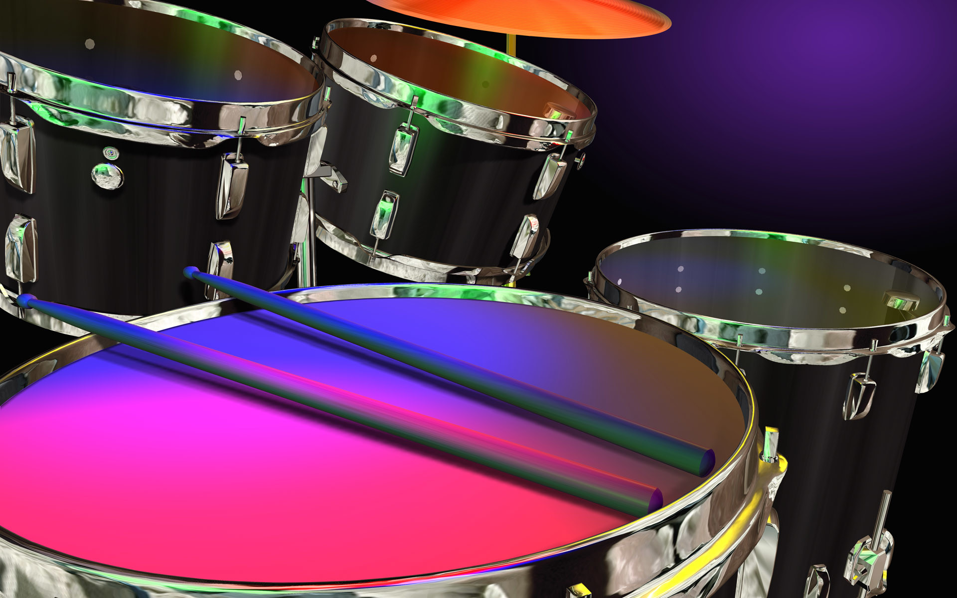 Res: 1920x1200,  Drums in Color desktop wallpapers and stock photos