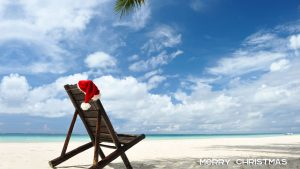 Christmas Beach wallpapers