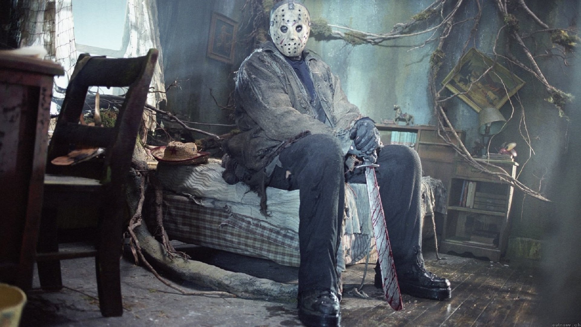 Res: 1920x1080, Friday the 13th · HD Wallpaper | Background Image ID:440924