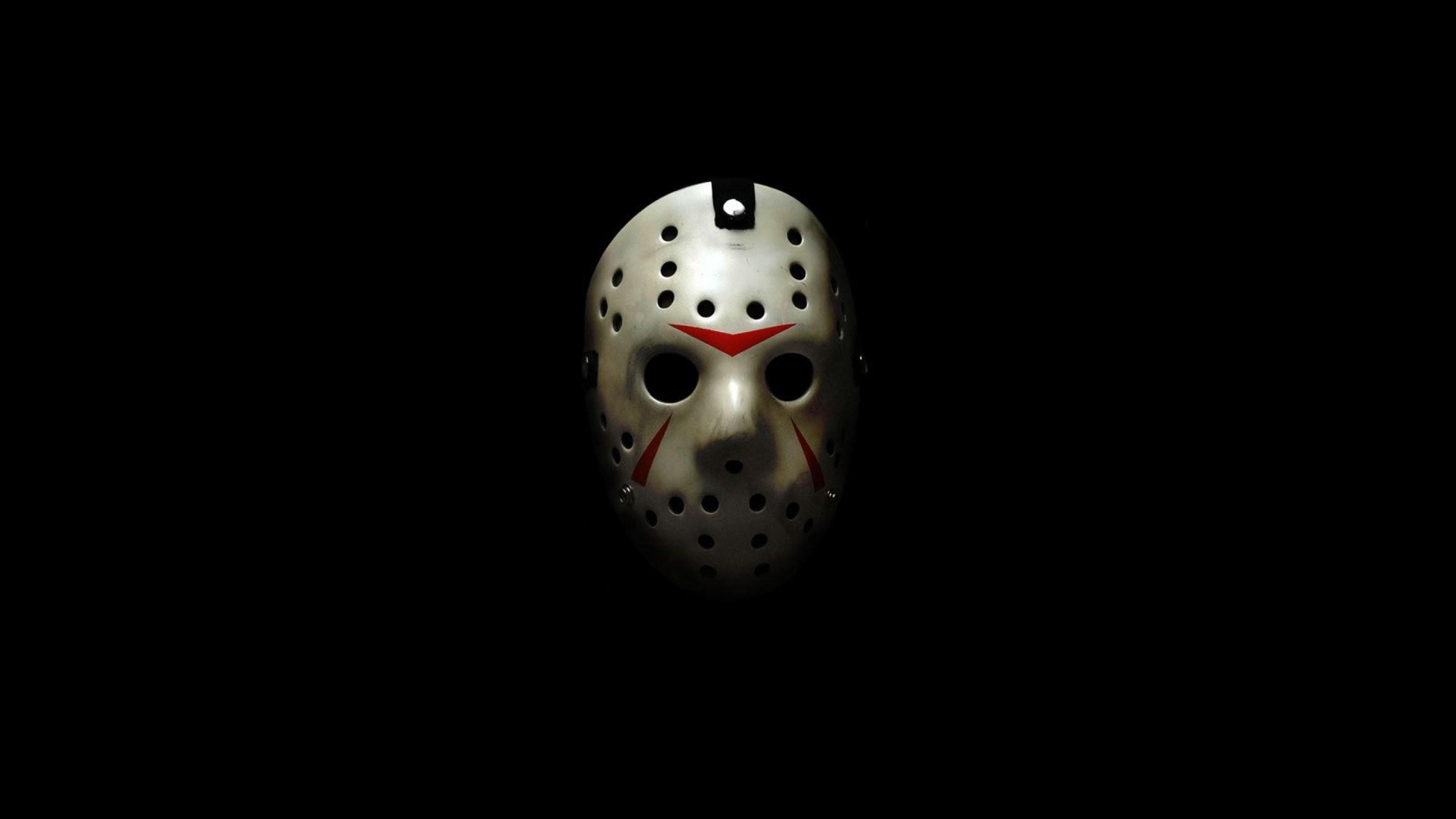 Res: 2560x1440, FRIDAY 13TH dark horror violence killer jason thriller fridayhorror  halloween mask wallpaper |  | 604222 | WallpaperUP