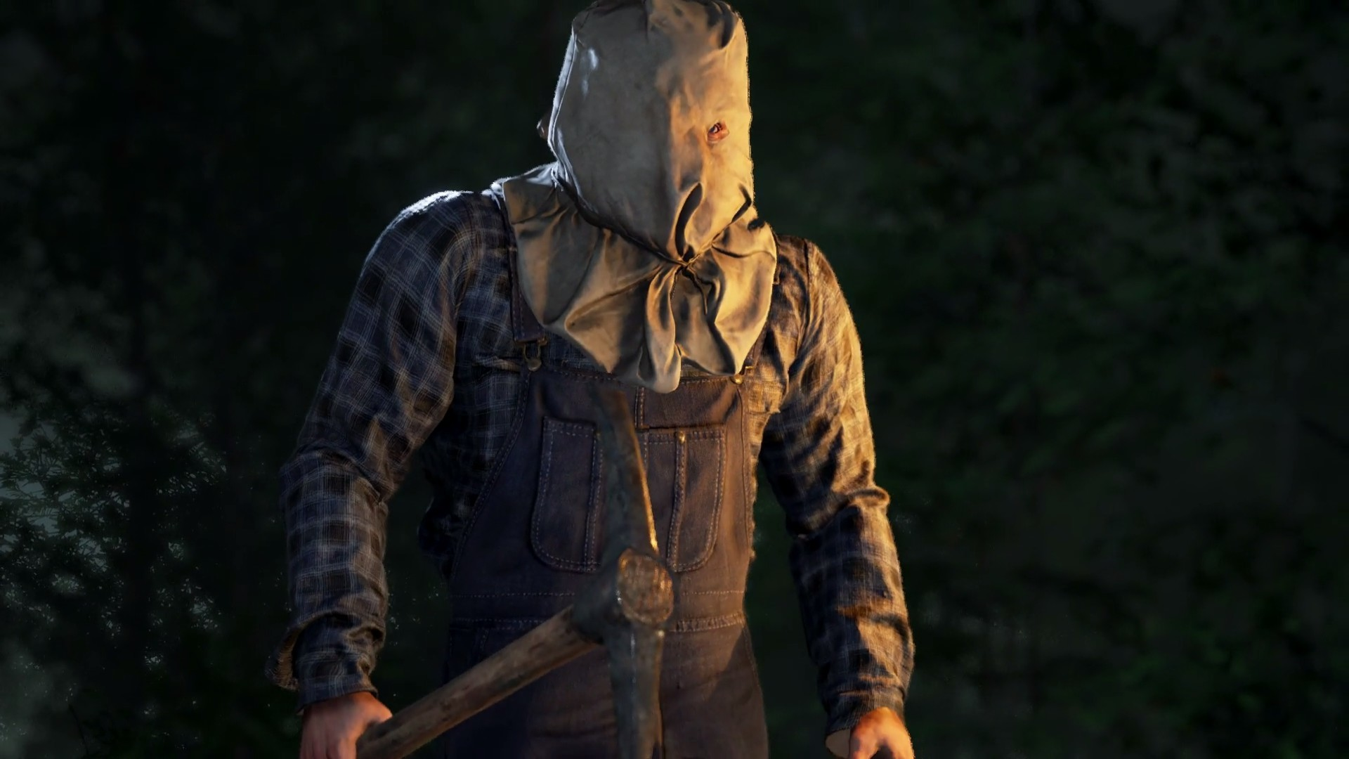 Res: 1920x1080, Video Game - Friday the 13th: The Game Wallpaper