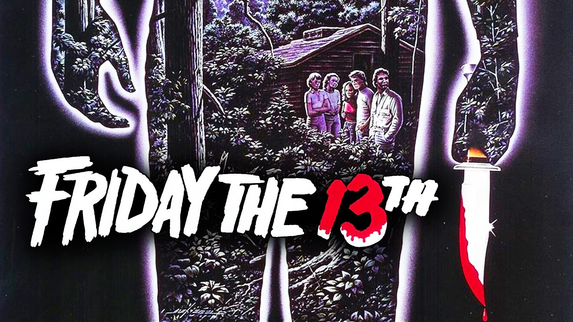 Res: 1920x1080, Nice Images Collection: Friday The 13th (1980) Desktop Wallpapers