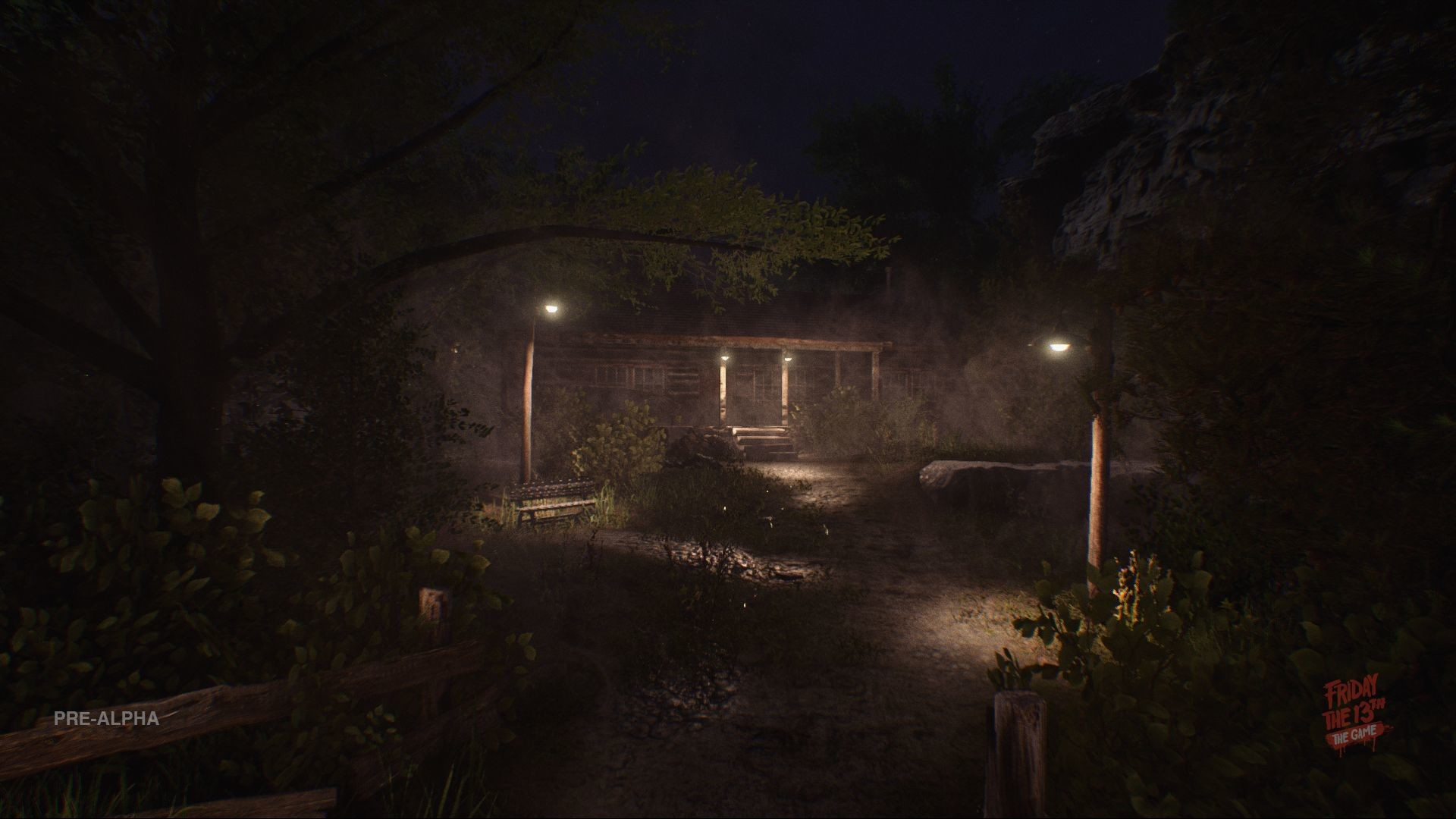 Res: 1920x1080, Friday the 13th The Game HD Images 1 whb #Fridaythe13thTheGameHDImages  #Fridaythe13thTheGame #games #