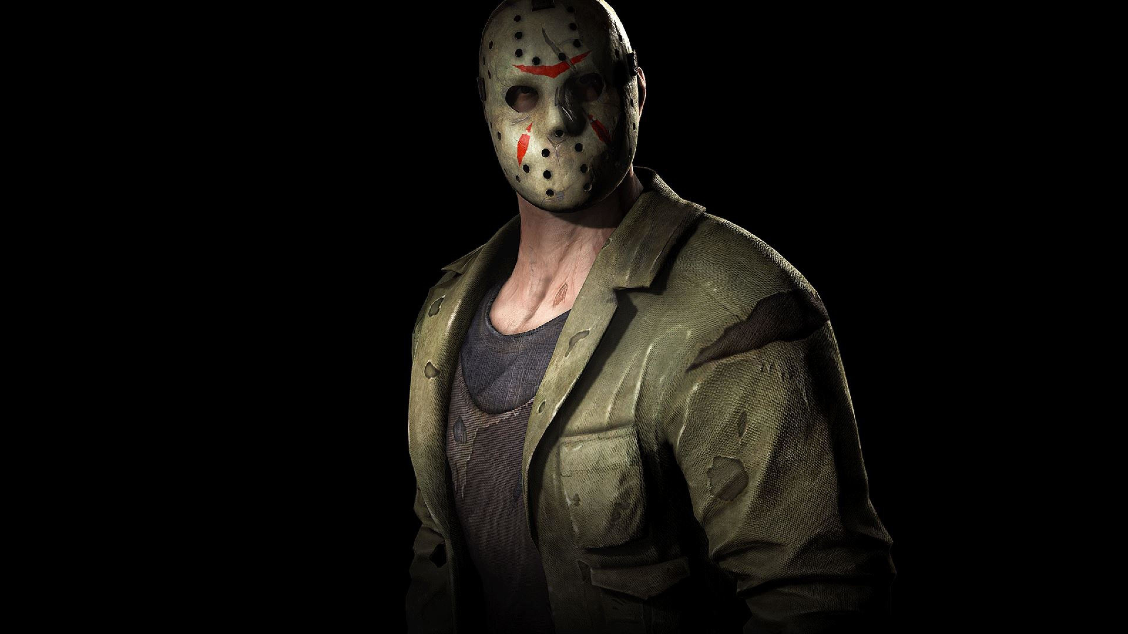 Res: 3840x2160, Download Wallpaper  Jason voorhees, Friday the 13th .