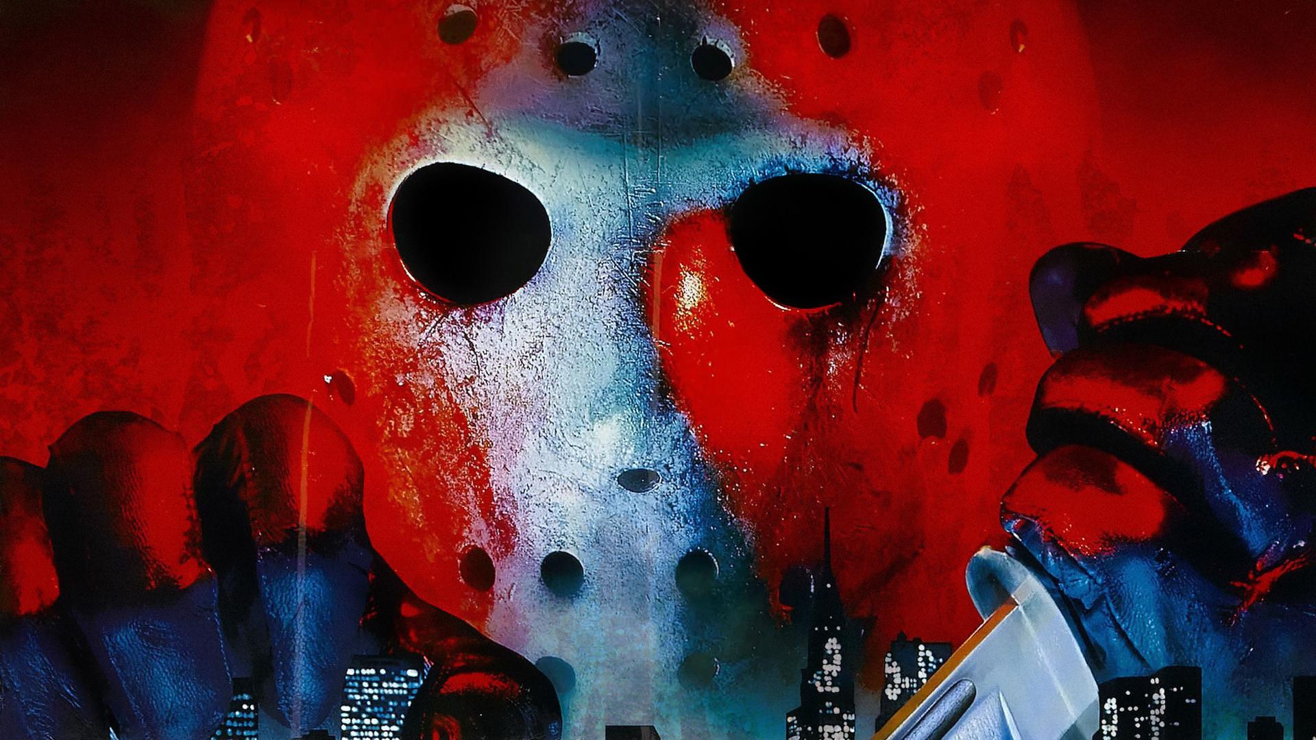 Res: 1920x1080, Movie - Friday the 13th Part VIII: Jason Takes Manhattan Wallpaper