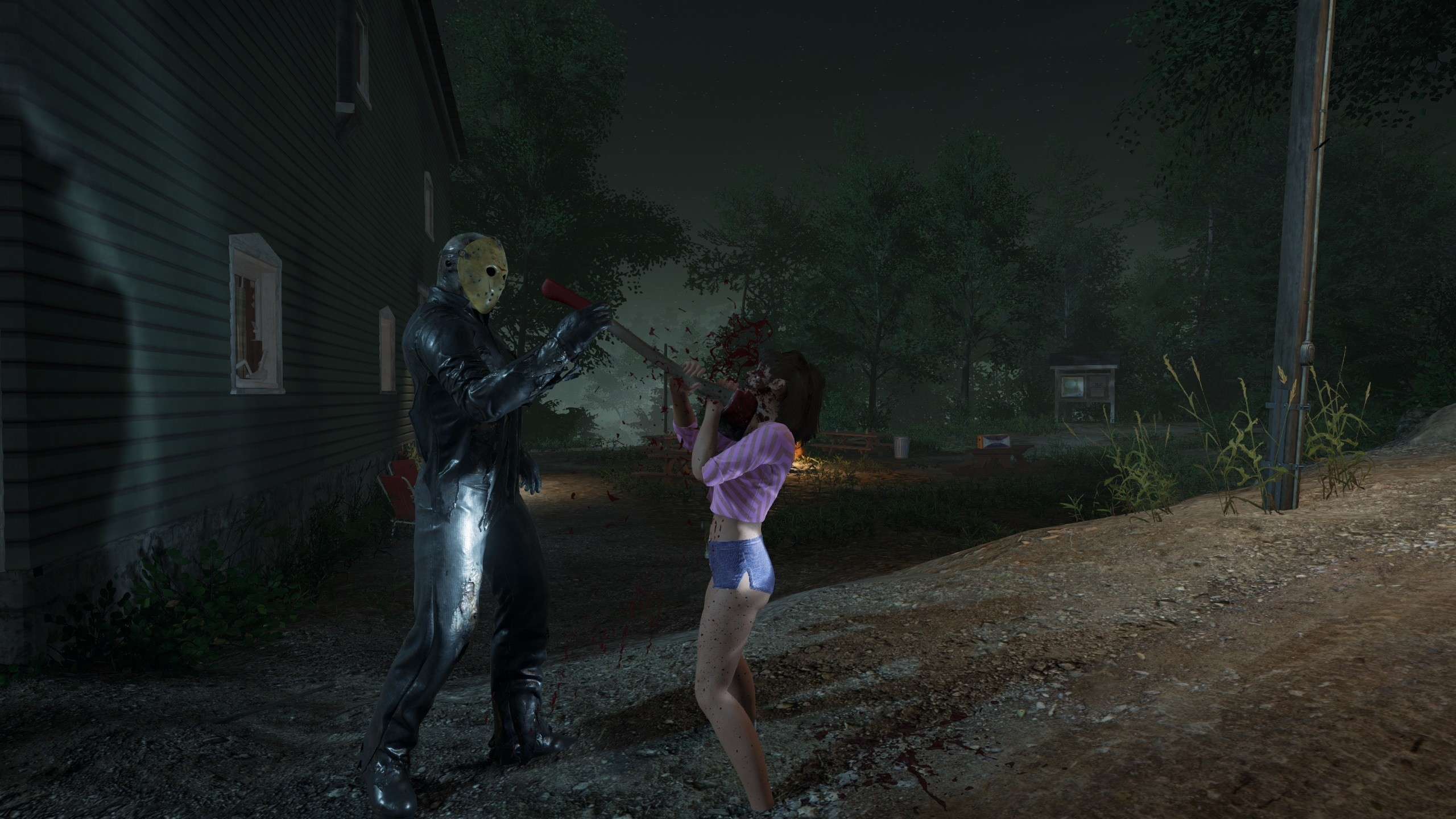 Res: 2560x1440, Friday the 13th: The Game HD Wallpapers 21 - 2560 X 1440