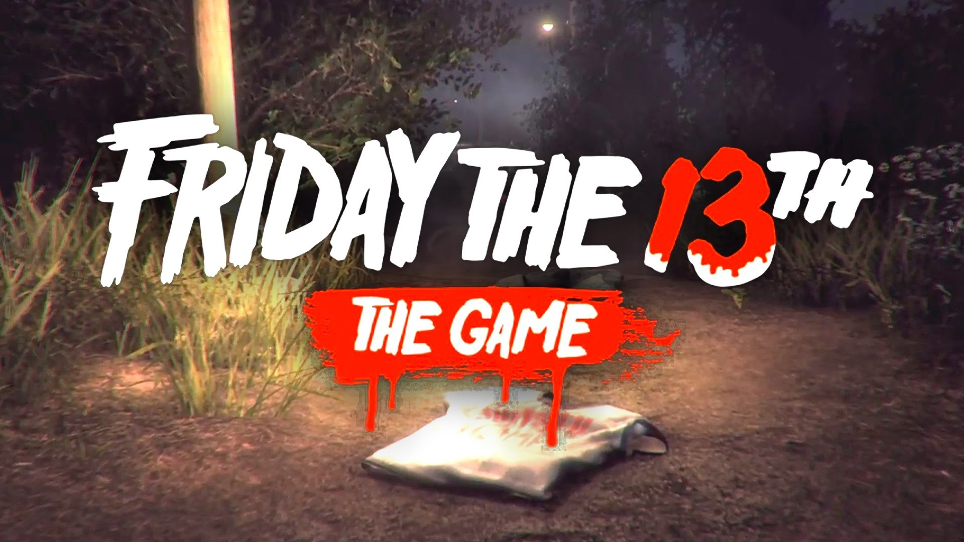 Res: 1920x1080, Friday the 13th: The Game! Jason Voorhees vs Counselors (Official  Reveal/Trailer/Kickstarter) - YouTube