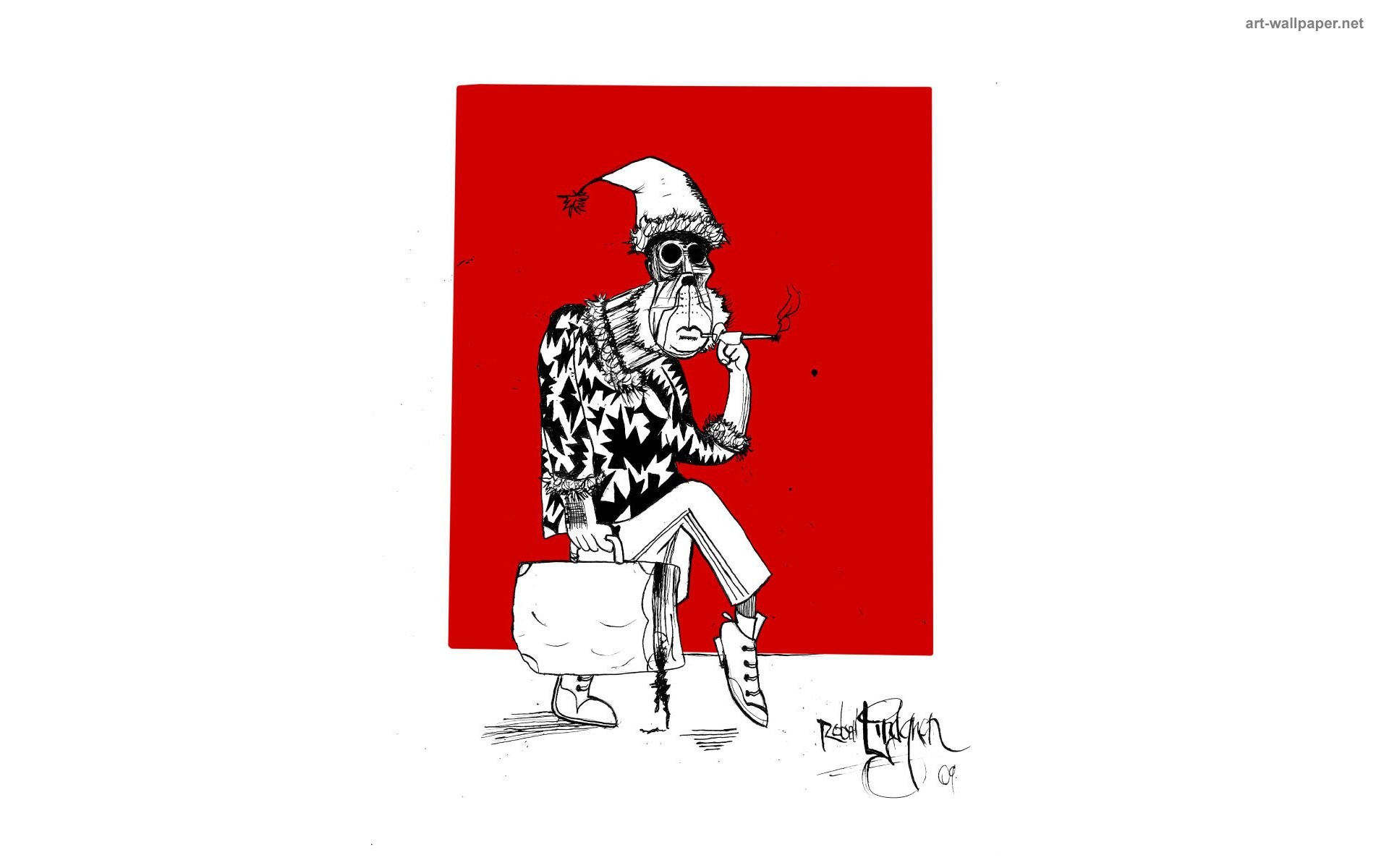 Res: 1920x1200, ralph steadman art fear and loathing 386319