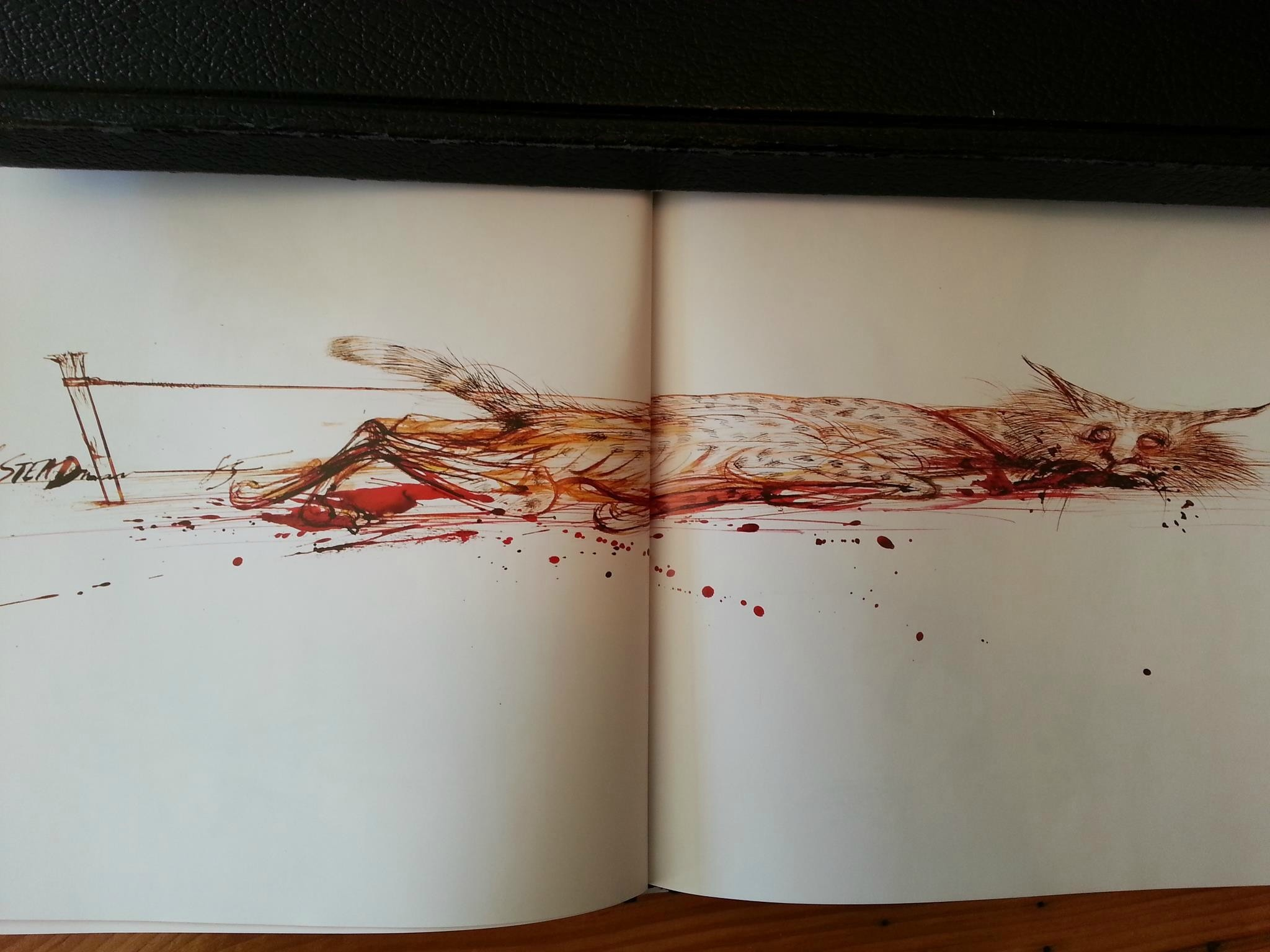 Res: 2048x1536, Imgur needs more Ralph Steadman. Here is his cat book. I love steadman, You  love cats.