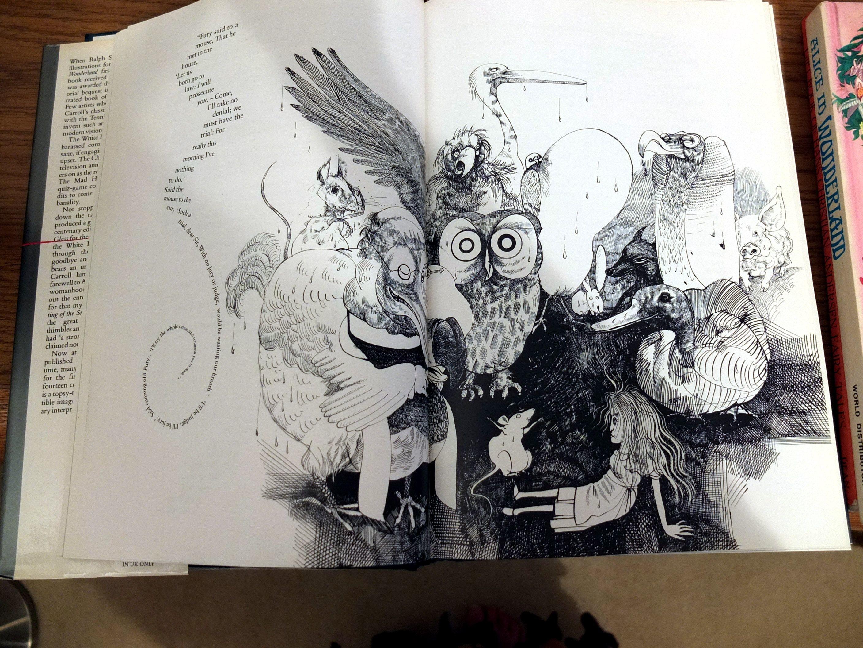Res: 2816x2112, Ralph Steadman | Three Wishes Books