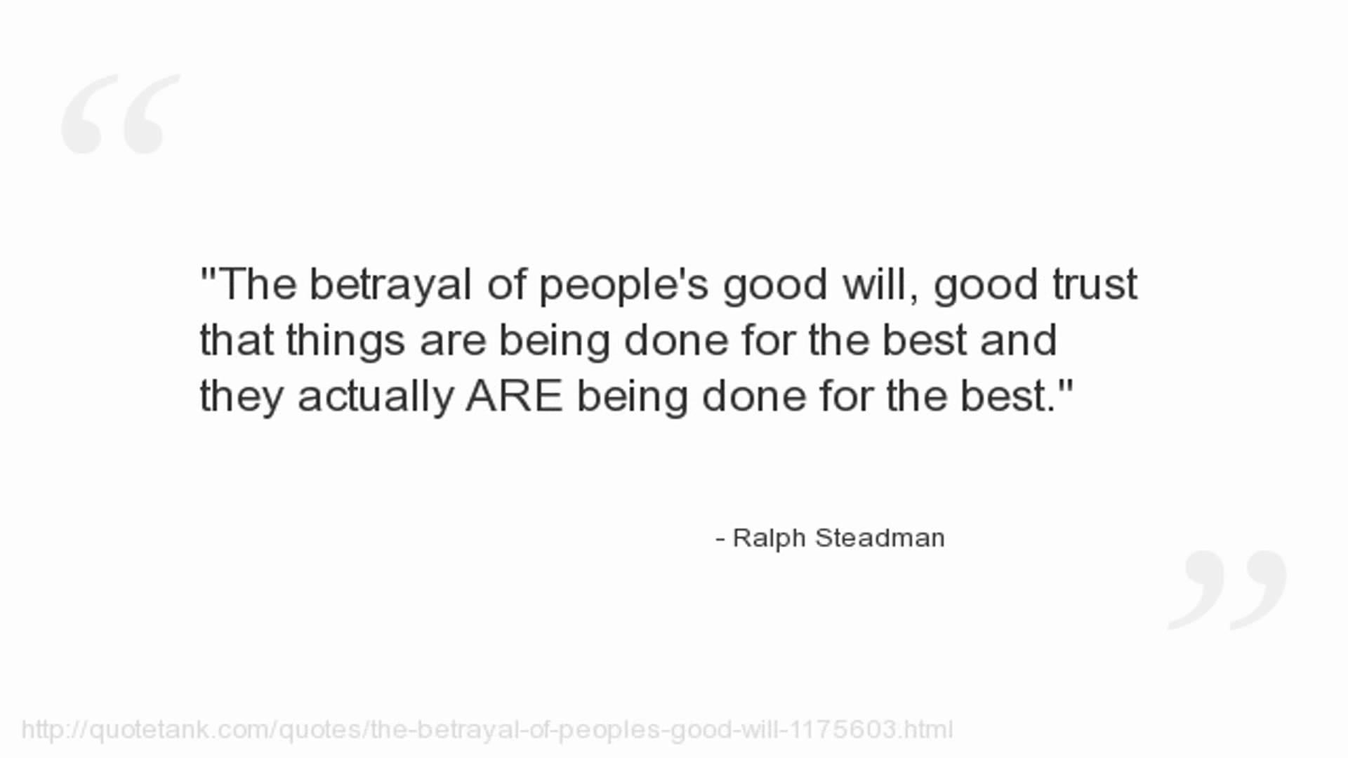 Res: 1920x1080, Ralph Steadman Quotes