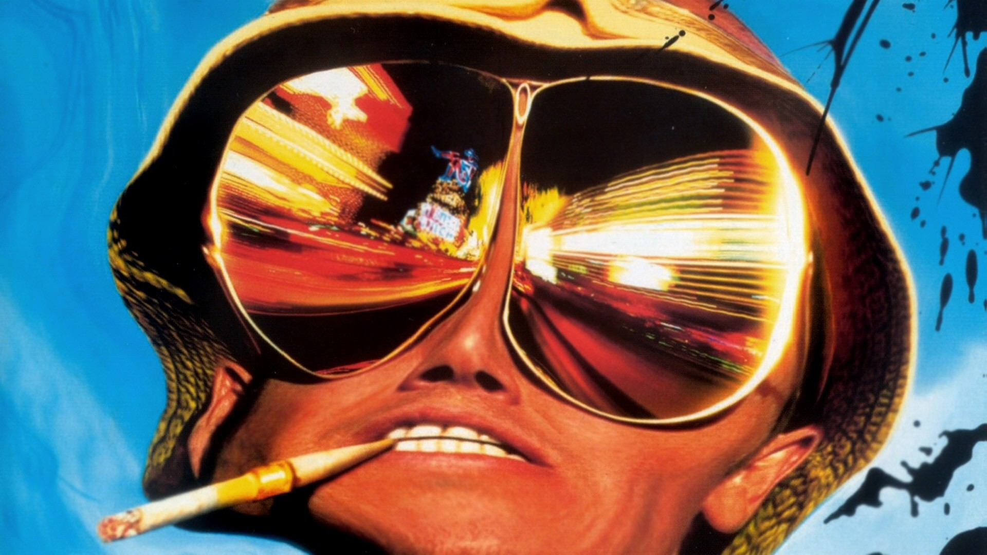 Res: 1920x1080, Fear And Loathing In Las Vegas Wallpapers Art Print Movie Wallpaper