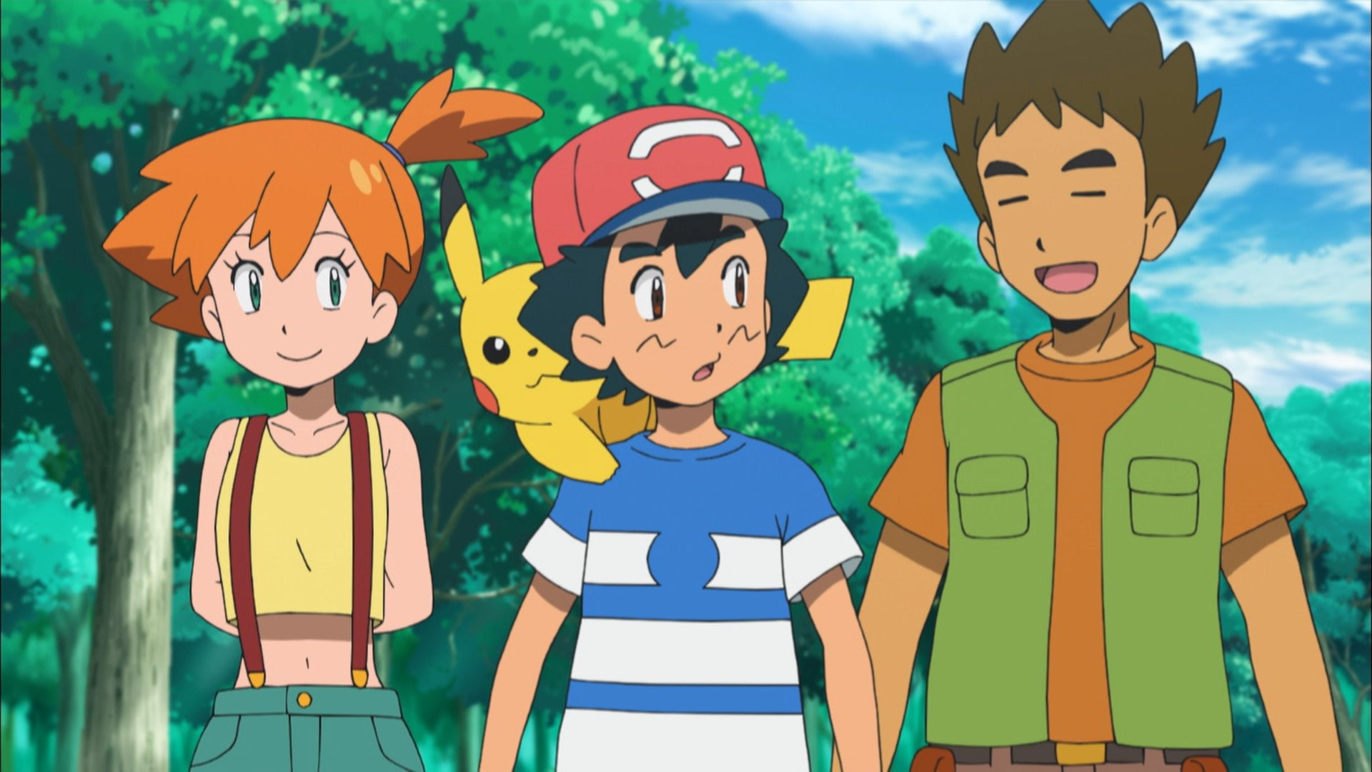 Res: 1920x1080, 0_1504040930110_Ash, Misty and Brock.jpg
