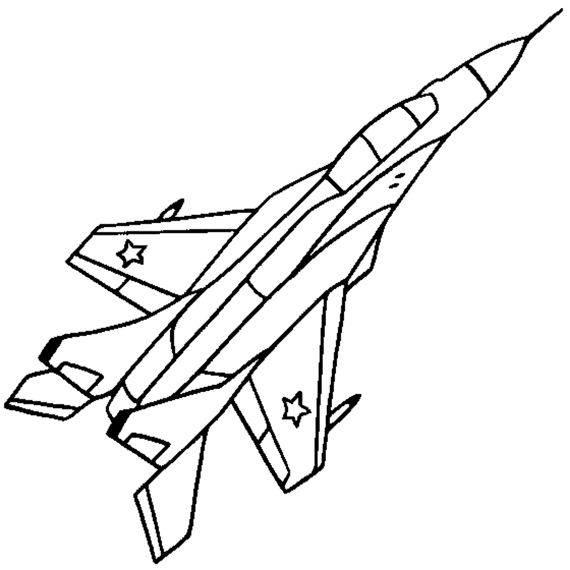 Res: 2000x2000, Unconditional Airplane Pictures To Color Jet Plane Coloring Pages Wallpapers  Lobaedesign Com Arilitv